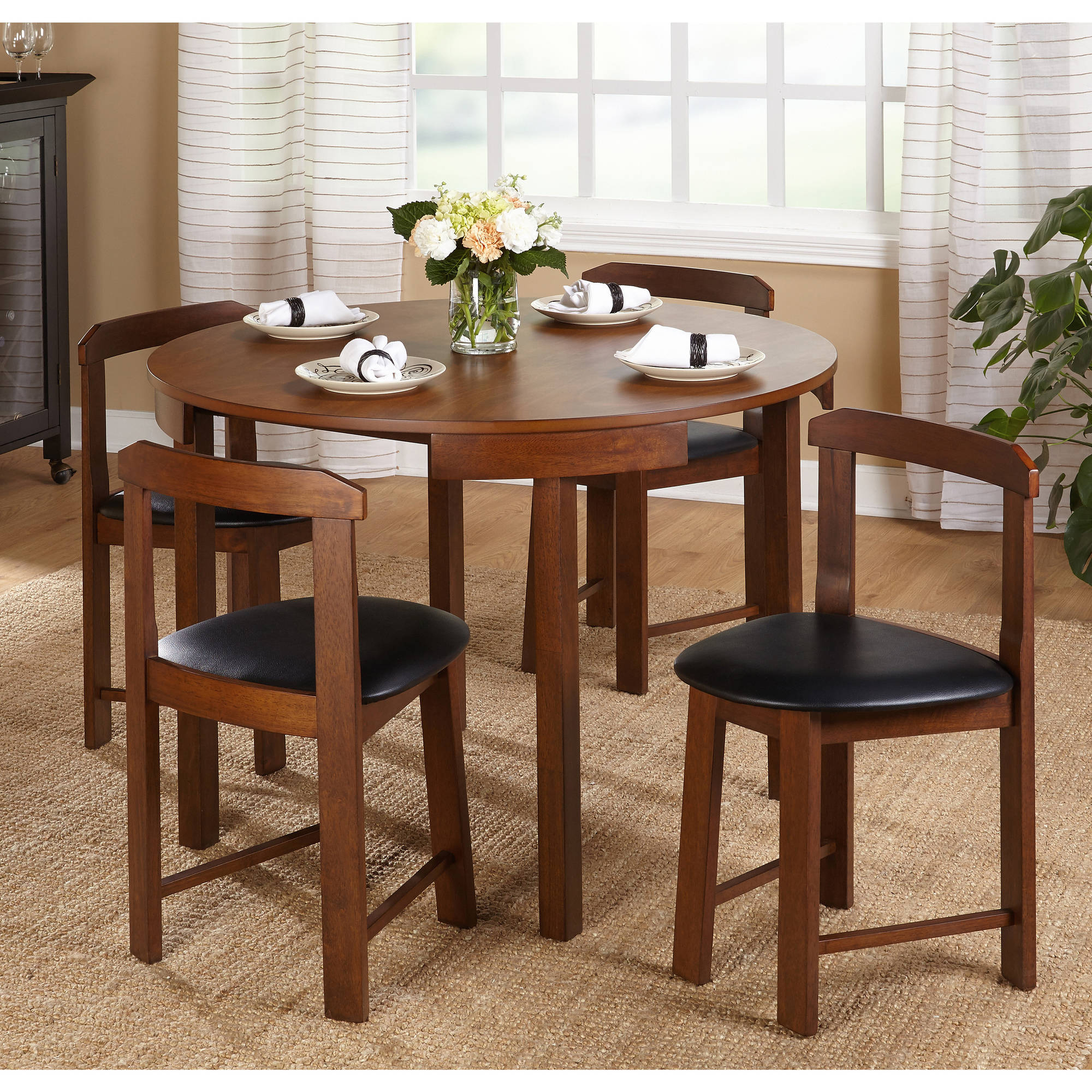 North Reading 5 Piece Dining Table Sets Throughout Recent Furniture (#10 of 20)