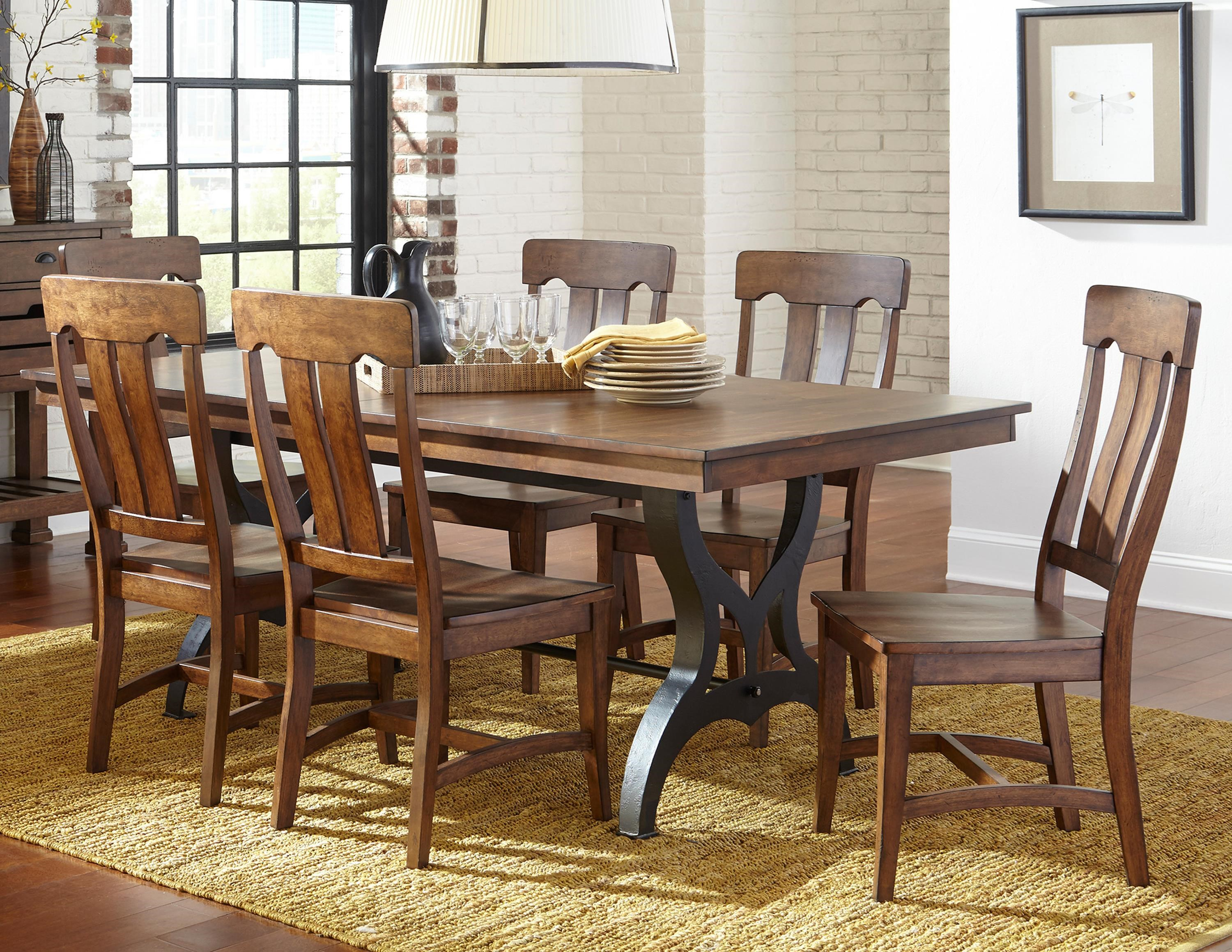 Noyes 5 Piece Dining Sets With Regard To Most Current 5 Piece Breakfast Table Sets & Vanity Pub Dining Sets In Manhattan (#9 of 20)