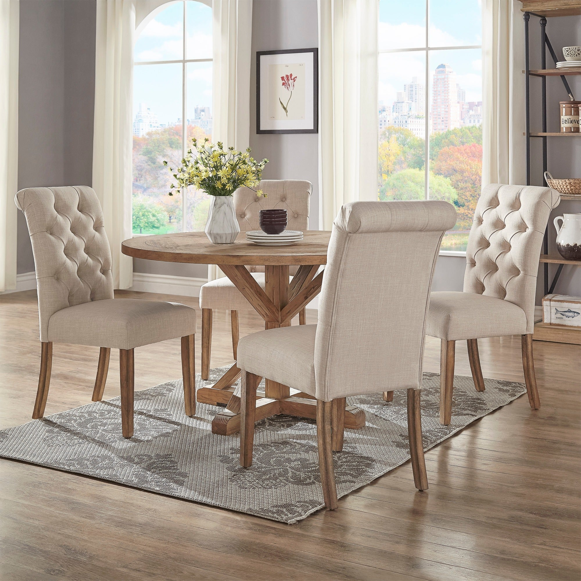 Our Best In North Reading 5 Piece Dining Table Sets (#11 of 20)