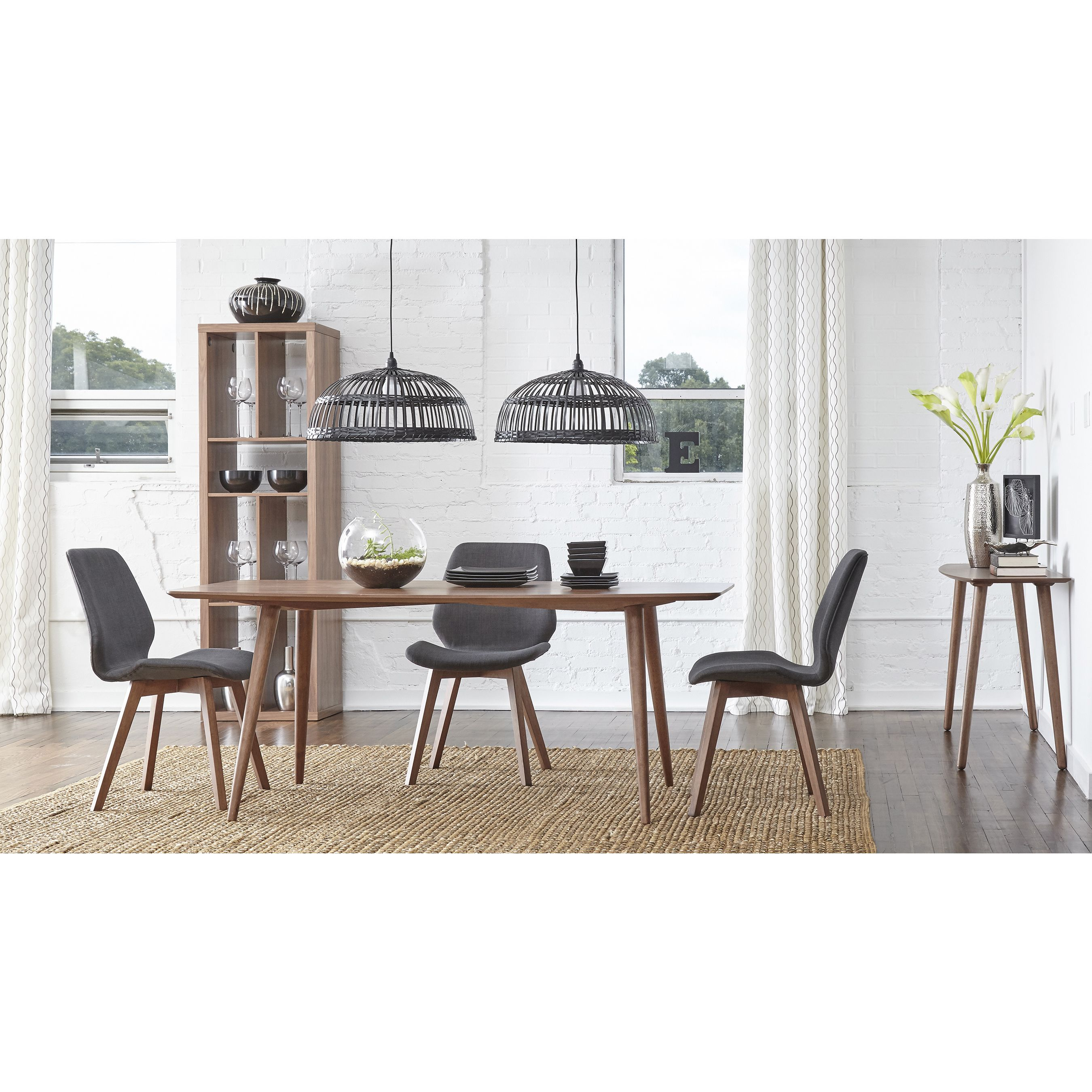 Overstock For Evellen 5 Piece Solid Wood Dining Sets (Set Of 5) (#9 of 20)