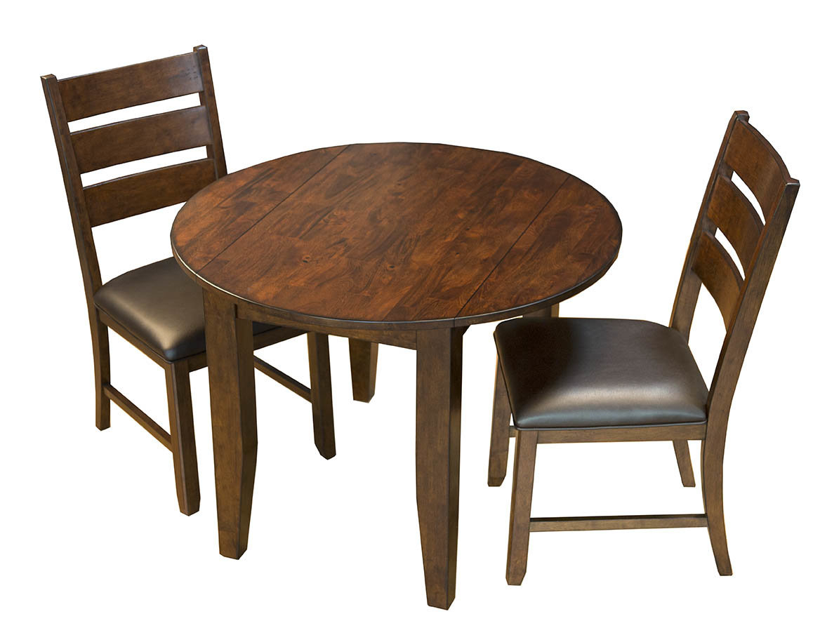 Popular Trent Austin Design Caracara 3 Piece Drop Leaf Dining Set (View 13 of 20)
