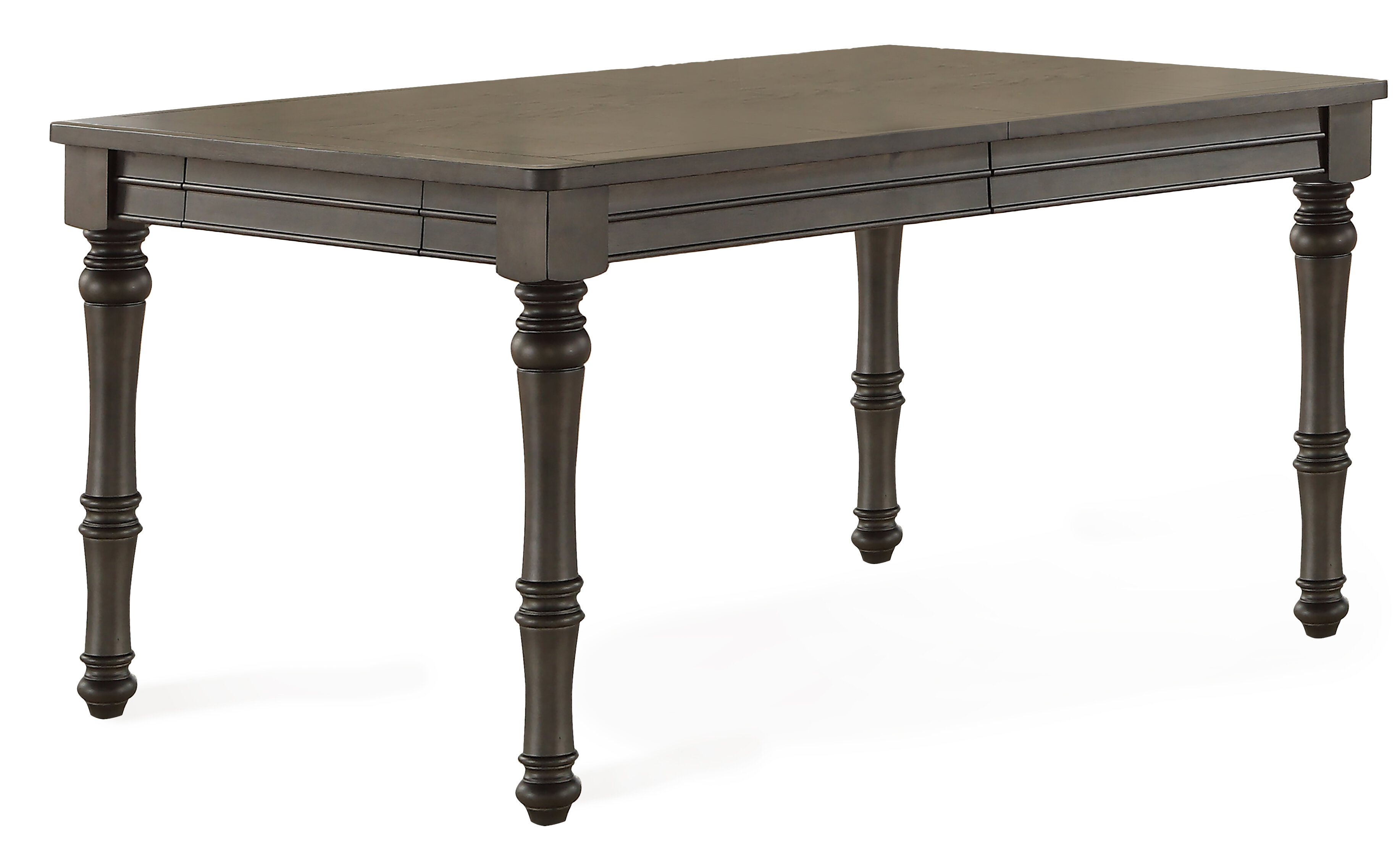 Inspiration about Preferred Canora Grey Sykes Extendable Dining Table (#8 of 20)
