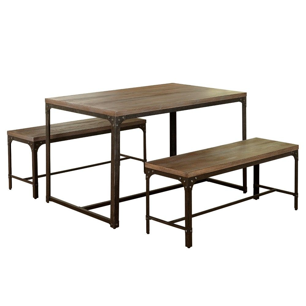 Inspiration about Products Within Well Known Bearden 3 Piece Dining Sets (#14 of 20)