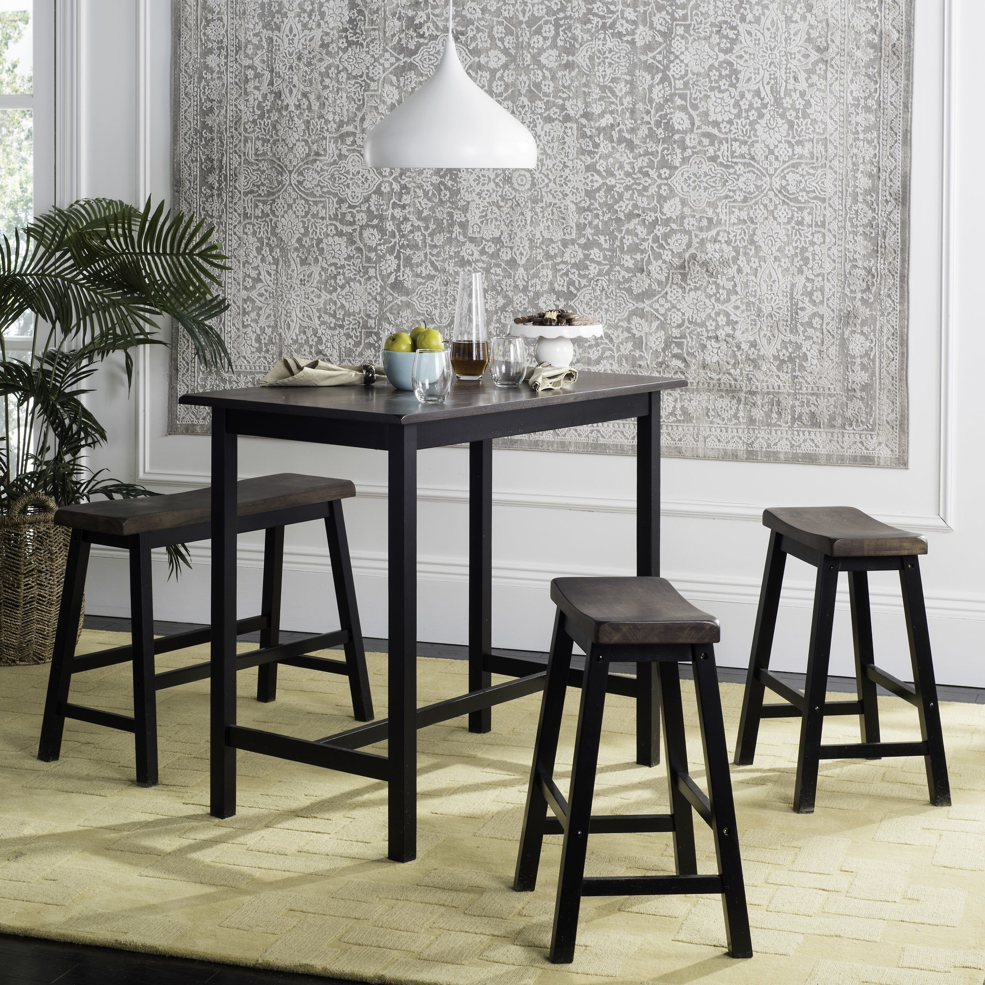 Inspiration about Recent Chelsey 4 Piece Dining Set & Reviews (#16 of 20)