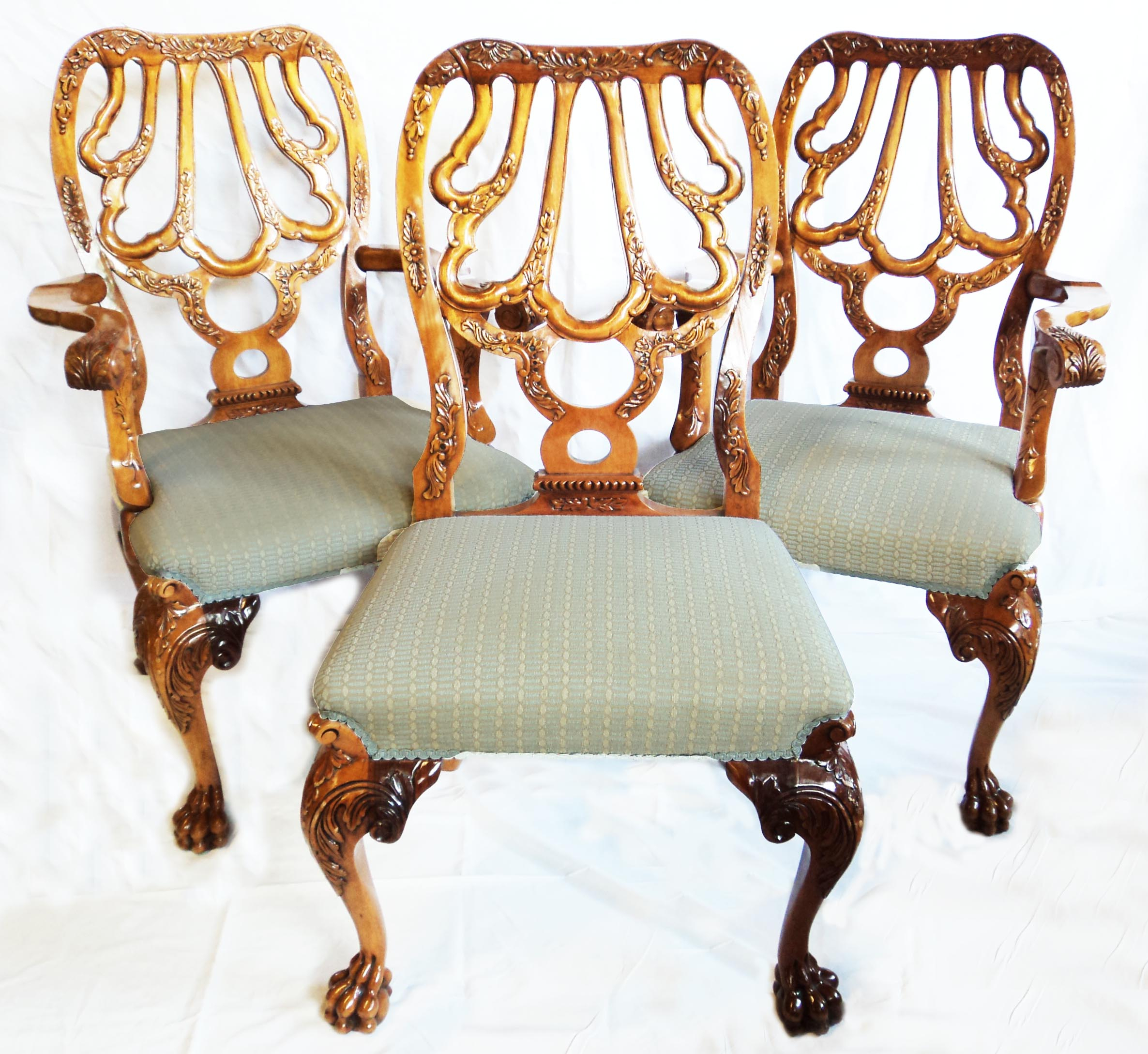 Rendells Fine Art Auctioneers Gallery Within Most Popular Giles 3 Piece Dining Sets (#14 of 20)