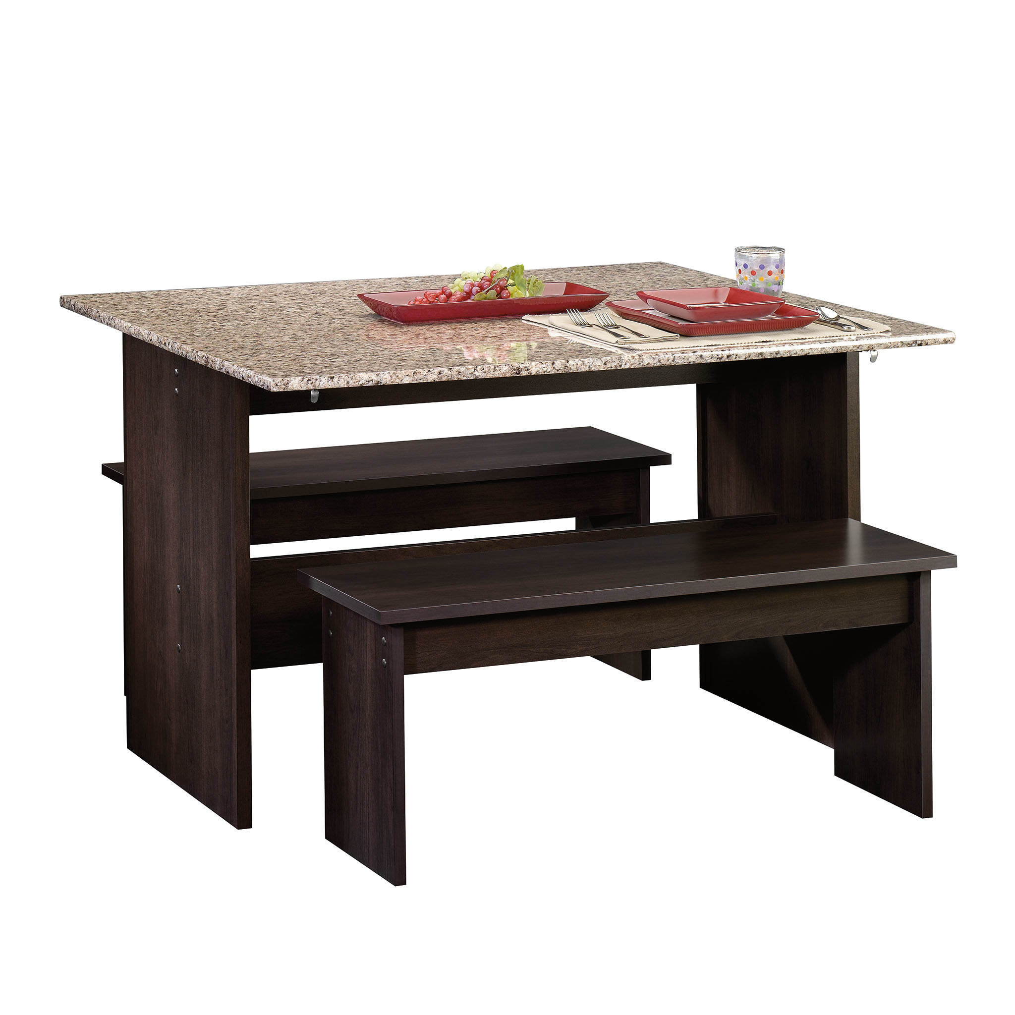 Inspiration about Ryker 3 Piece Dining Sets For 2018 Ryker 3 Piece Dining Set & Reviews (#2 of 20)