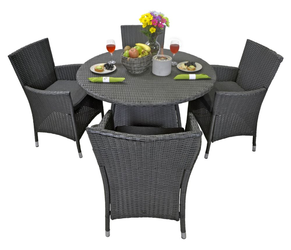 Inspiration about The Home Depot For 2019 Lonon 3 Piece Dining Sets (#4 of 20)