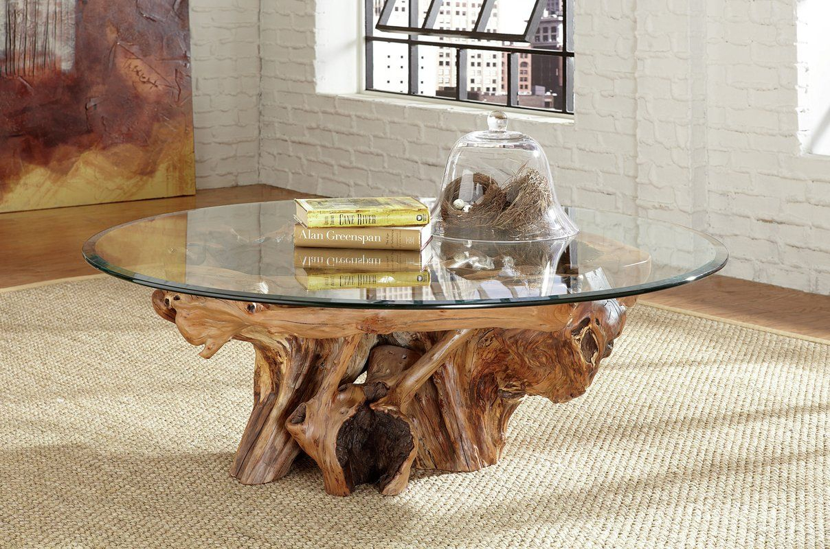 Tree Coffee Table (#13 of 20)