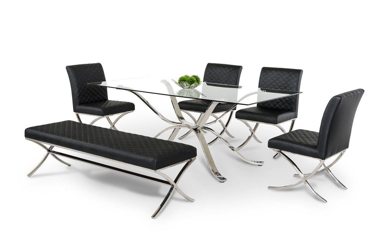 Inspiration about Trendy Orren Ellis Camron 6 Piece Dining Set (#14 of 20)