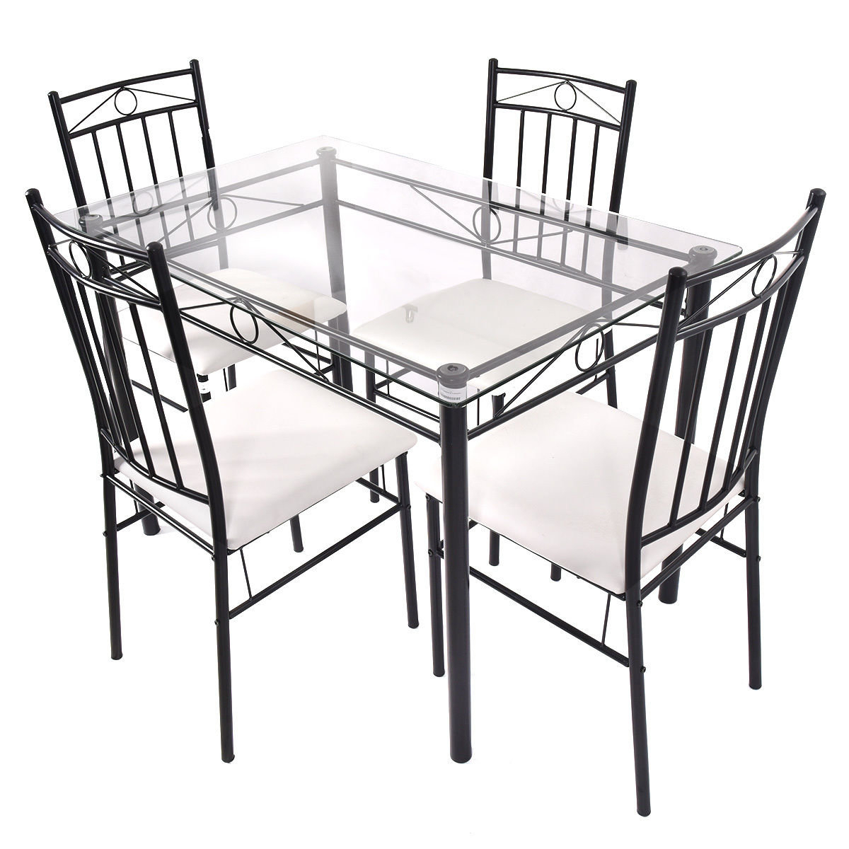 Inspiration about Turnalar 5 Piece Dining Sets Intended For Trendy Fleur De Lis Living Shipststour 5 Piece Dining Set & Reviews (#9 of 20)