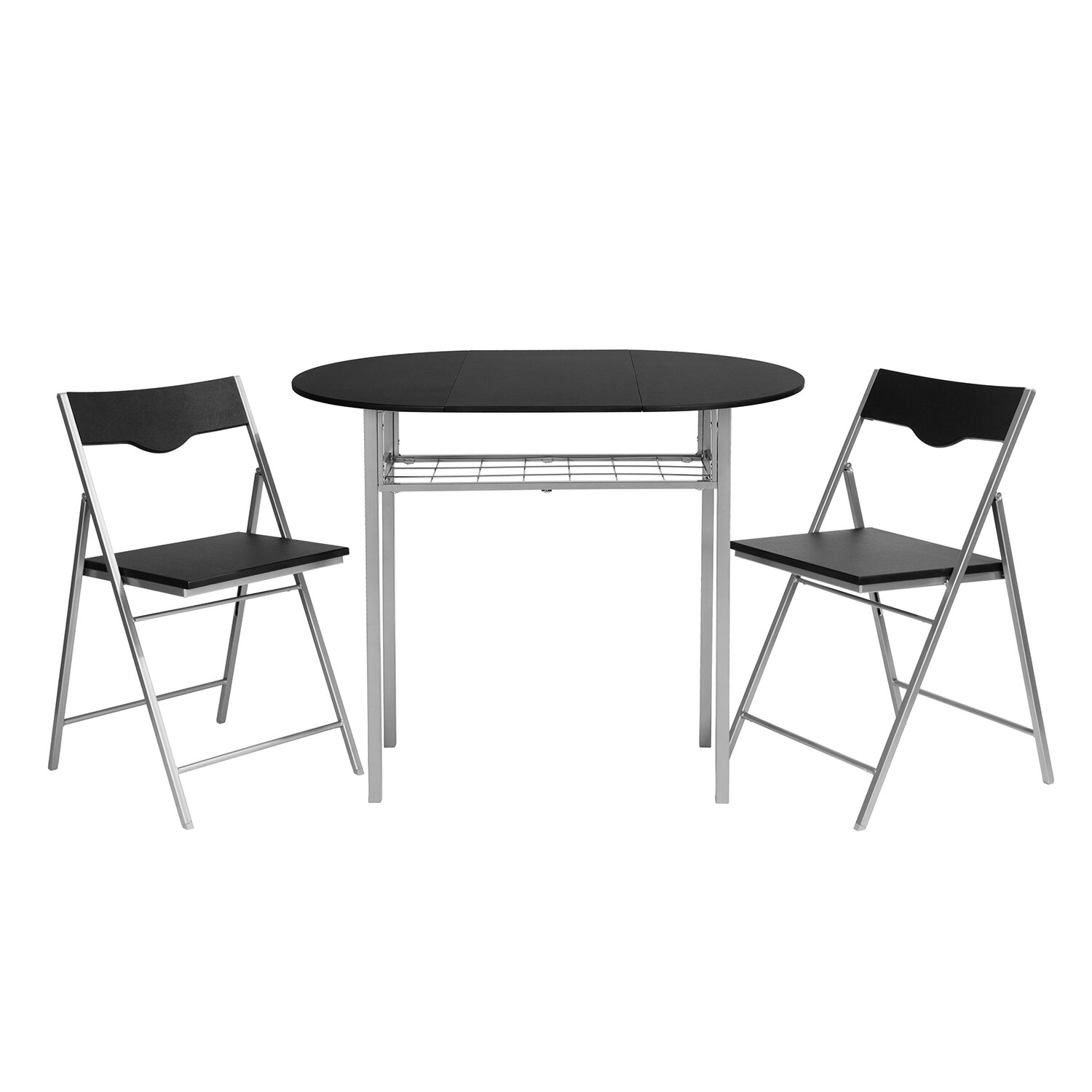 Popular Photo of Honoria 3 Piece Dining Sets