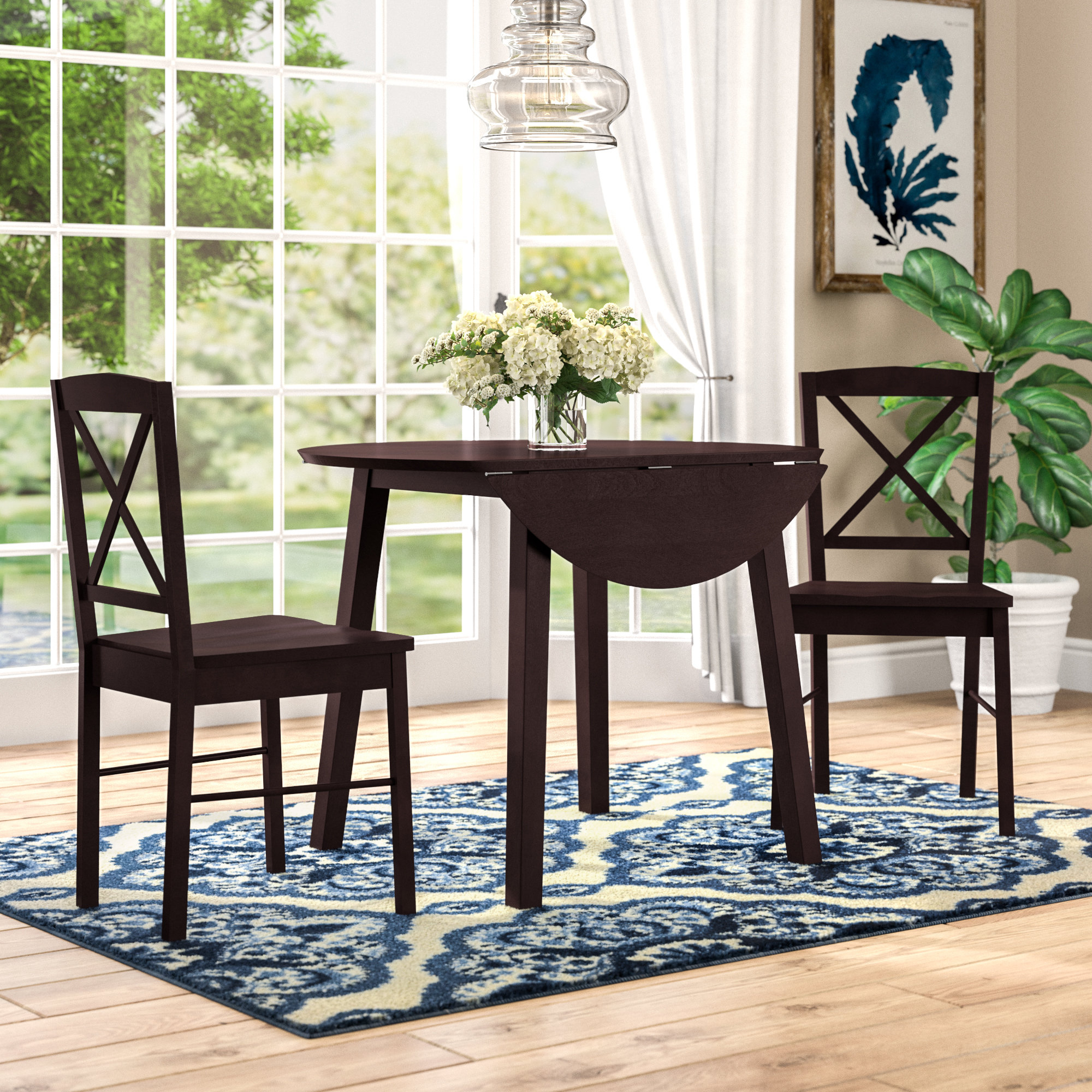 Inspiration about Wayfair.ca With Most Up To Date Ganya 5 Piece Dining Sets (#13 of 20)