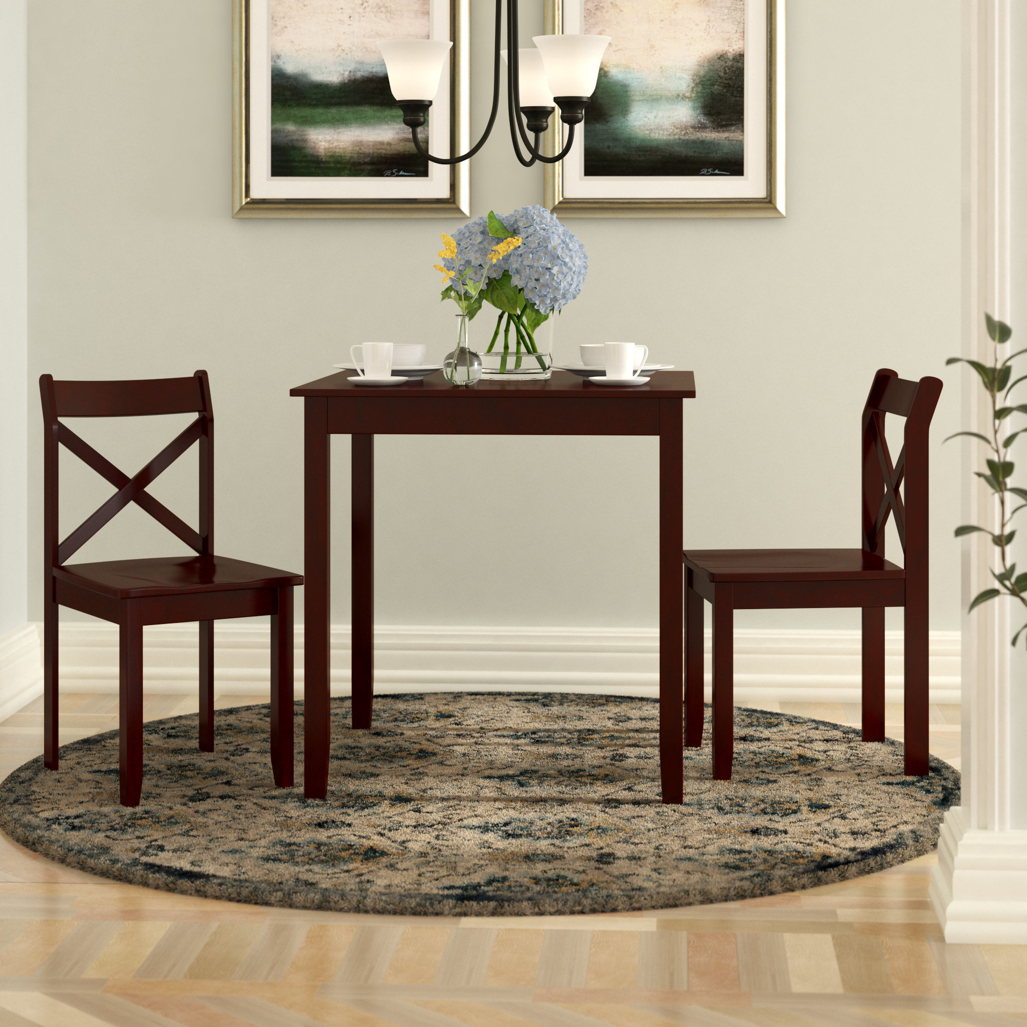Inspiration about Wayfair.ca With Regard To Isolde 3 Piece Dining Sets (#11 of 20)