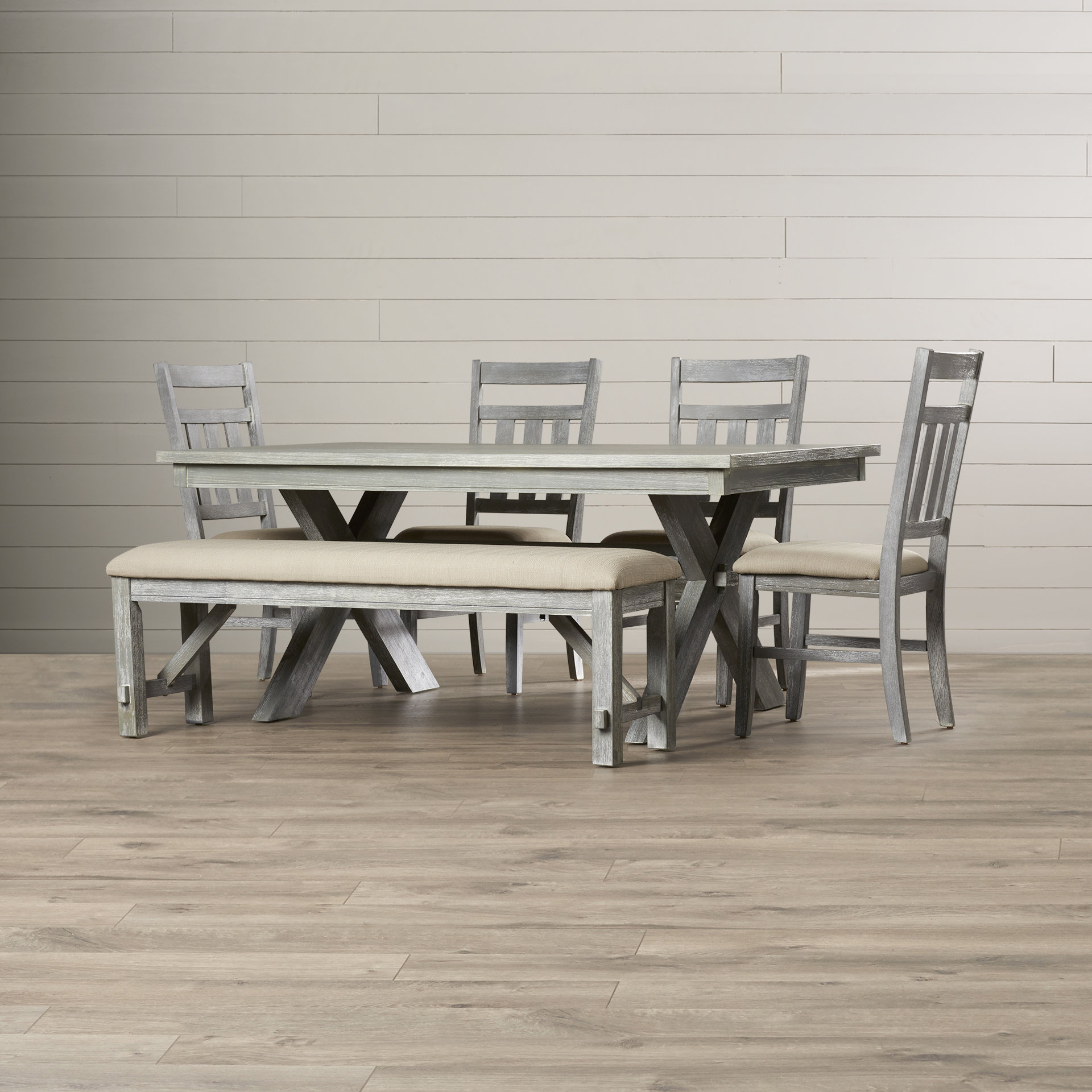 Inspiration about Wayfair For Recent Osterman 6 Piece Extendable Dining Sets (Set Of 6) (#3 of 20)