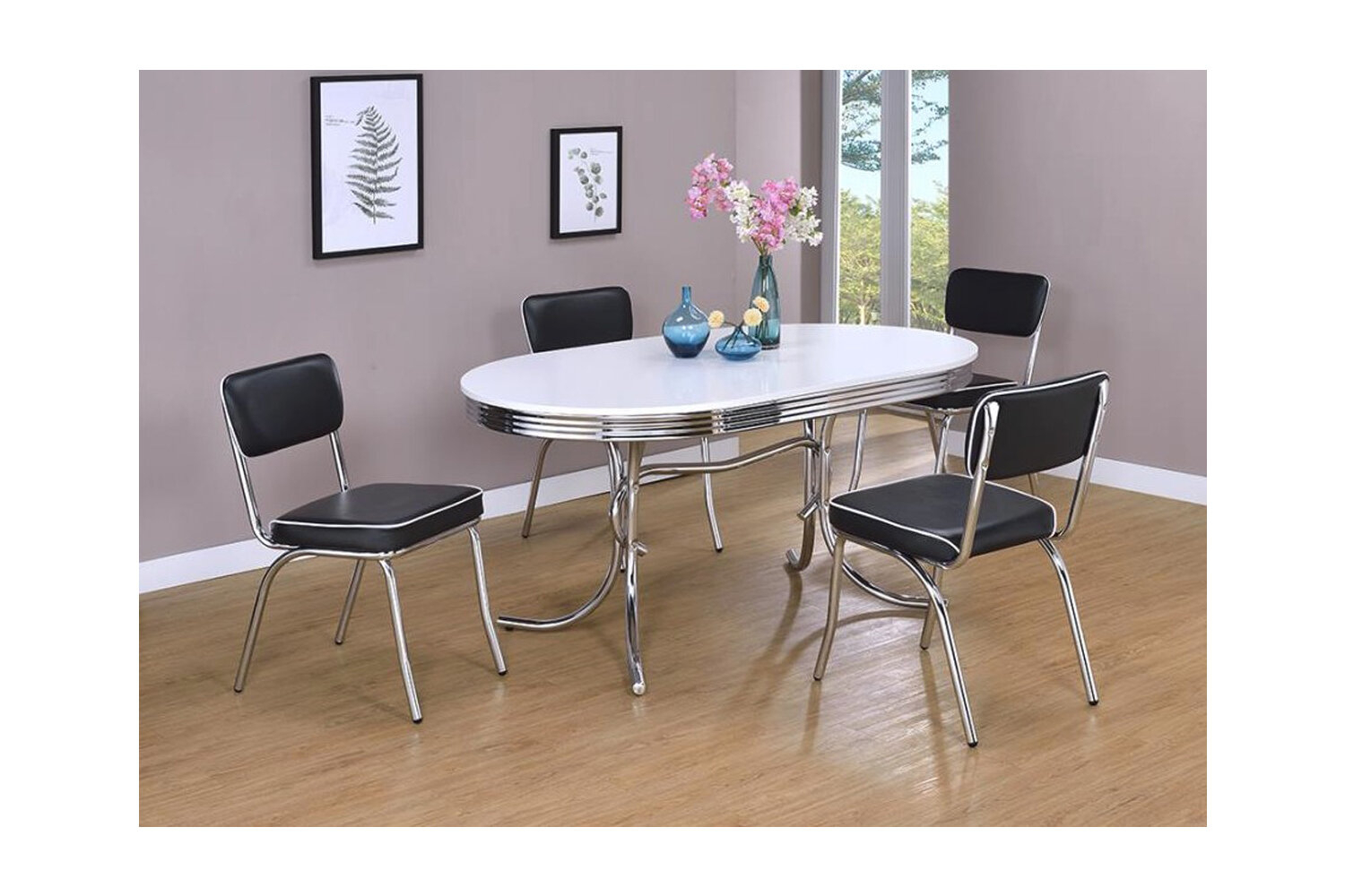 Wayfair For Stouferberg 5 Piece Dining Sets (#17 of 20)