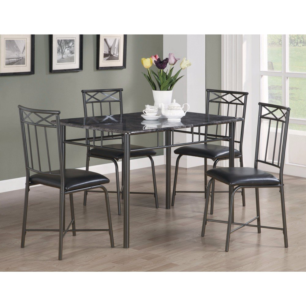 Inspiration about Wayfair Intended For Favorite Reinert 5 Piece Dining Sets (#4 of 20)