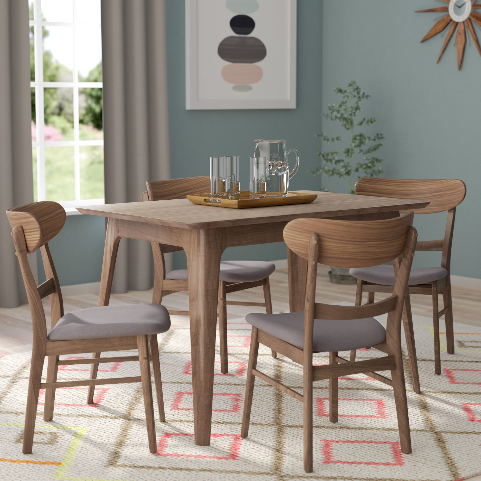 Inspiration about Wayfair Pertaining To 5 Piece Dining Sets (#17 of 20)