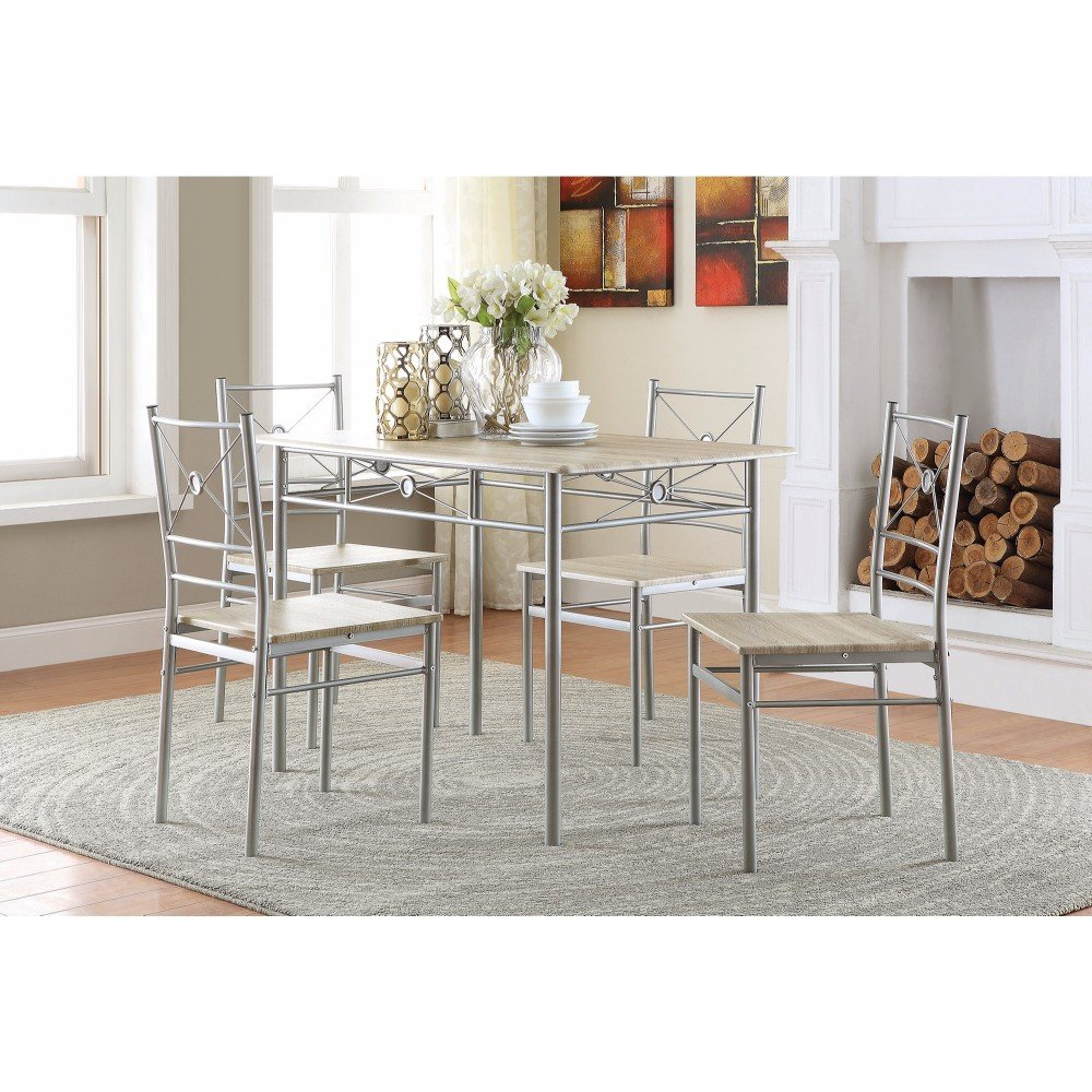 Wayfair Pertaining To Stouferberg 5 Piece Dining Sets (View 13 of 20)
