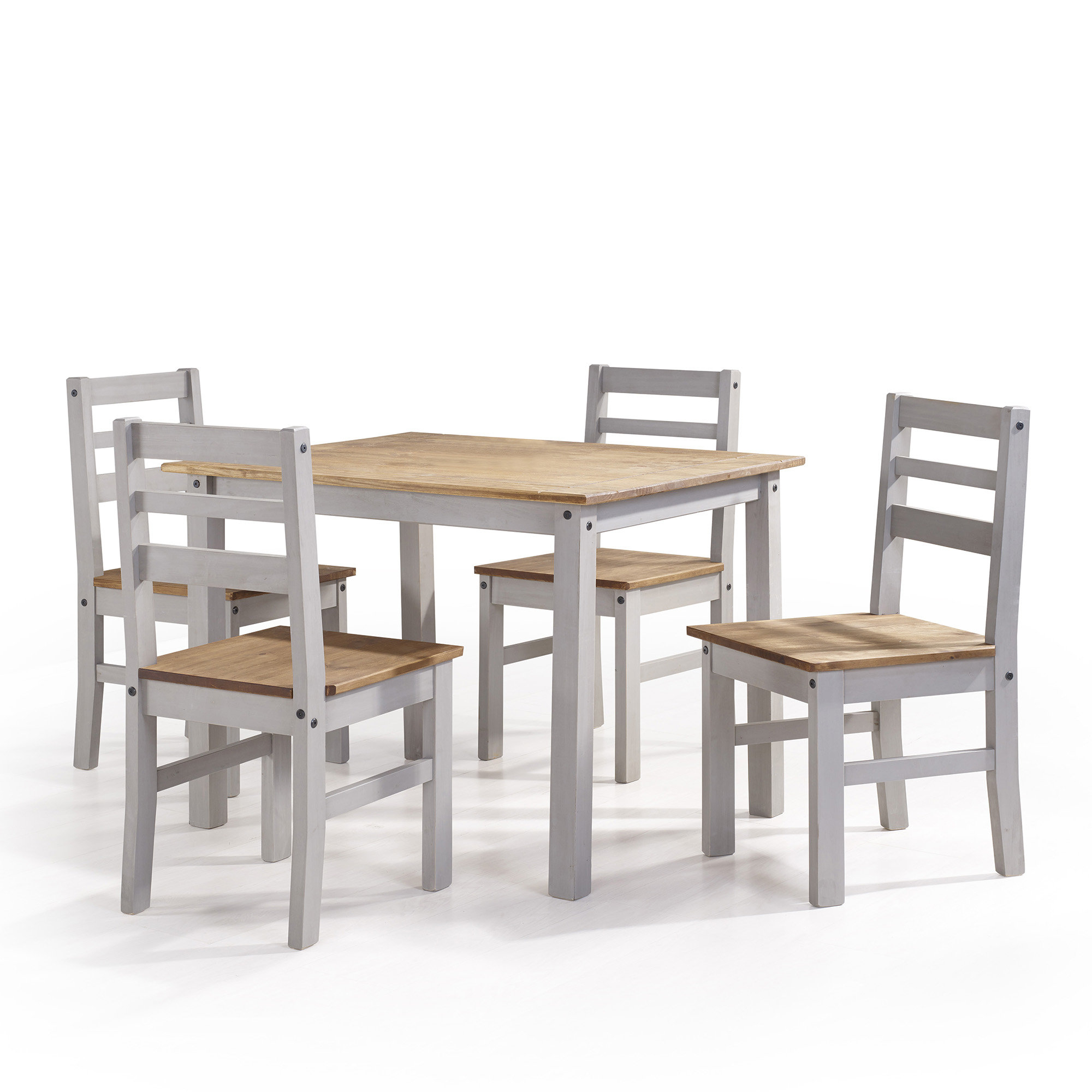 Inspiration about Wayfair Pertaining To Sundberg 5 Piece Solid Wood Dining Sets (#3 of 20)
