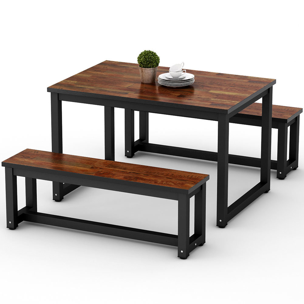 Inspiration about Wayfair With Most Current Shepparton Vintage 3 Piece Dining Sets (#2 of 20)