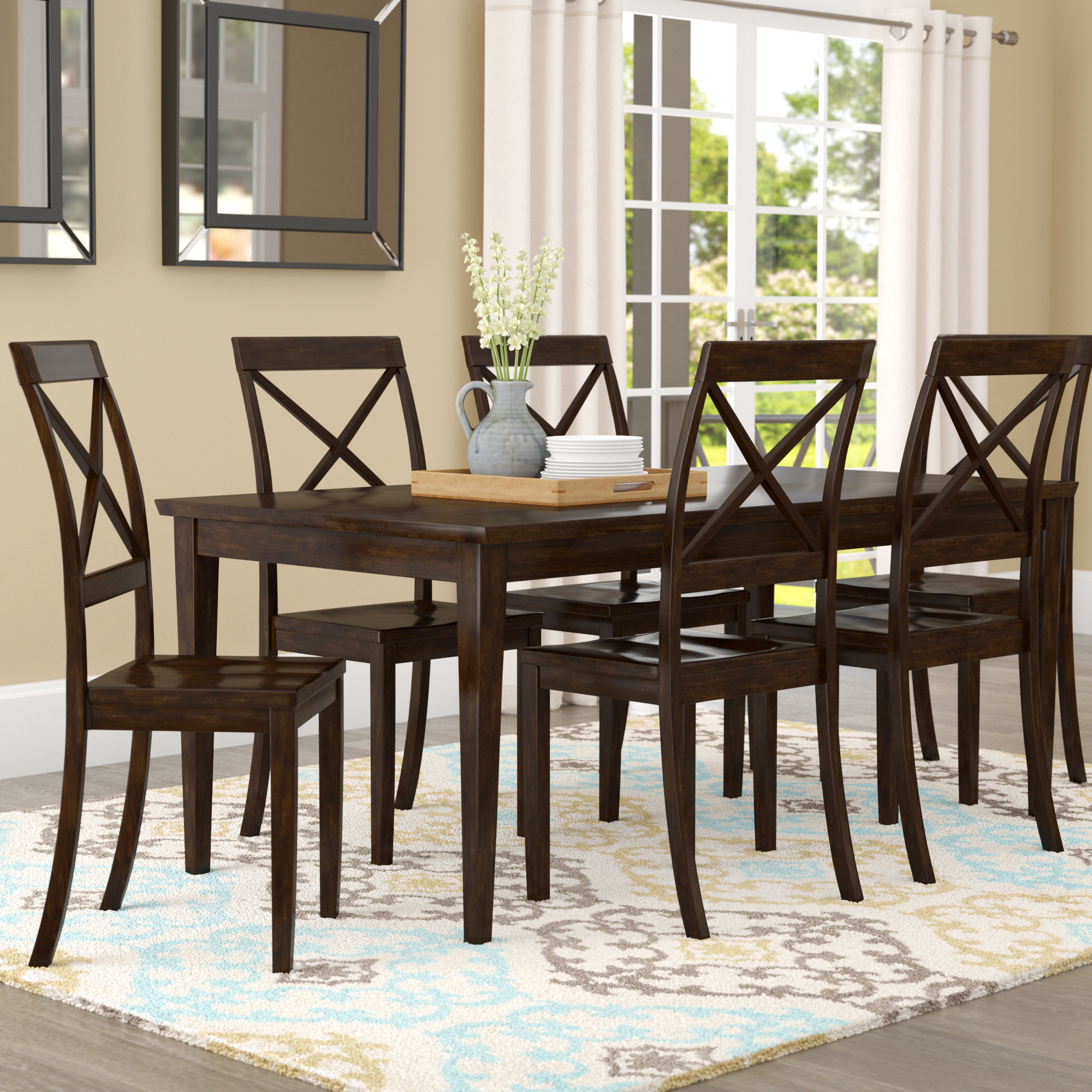 Inspiration about Wayfair With Well Known Smyrna 3 Piece Dining Sets (#3 of 20)