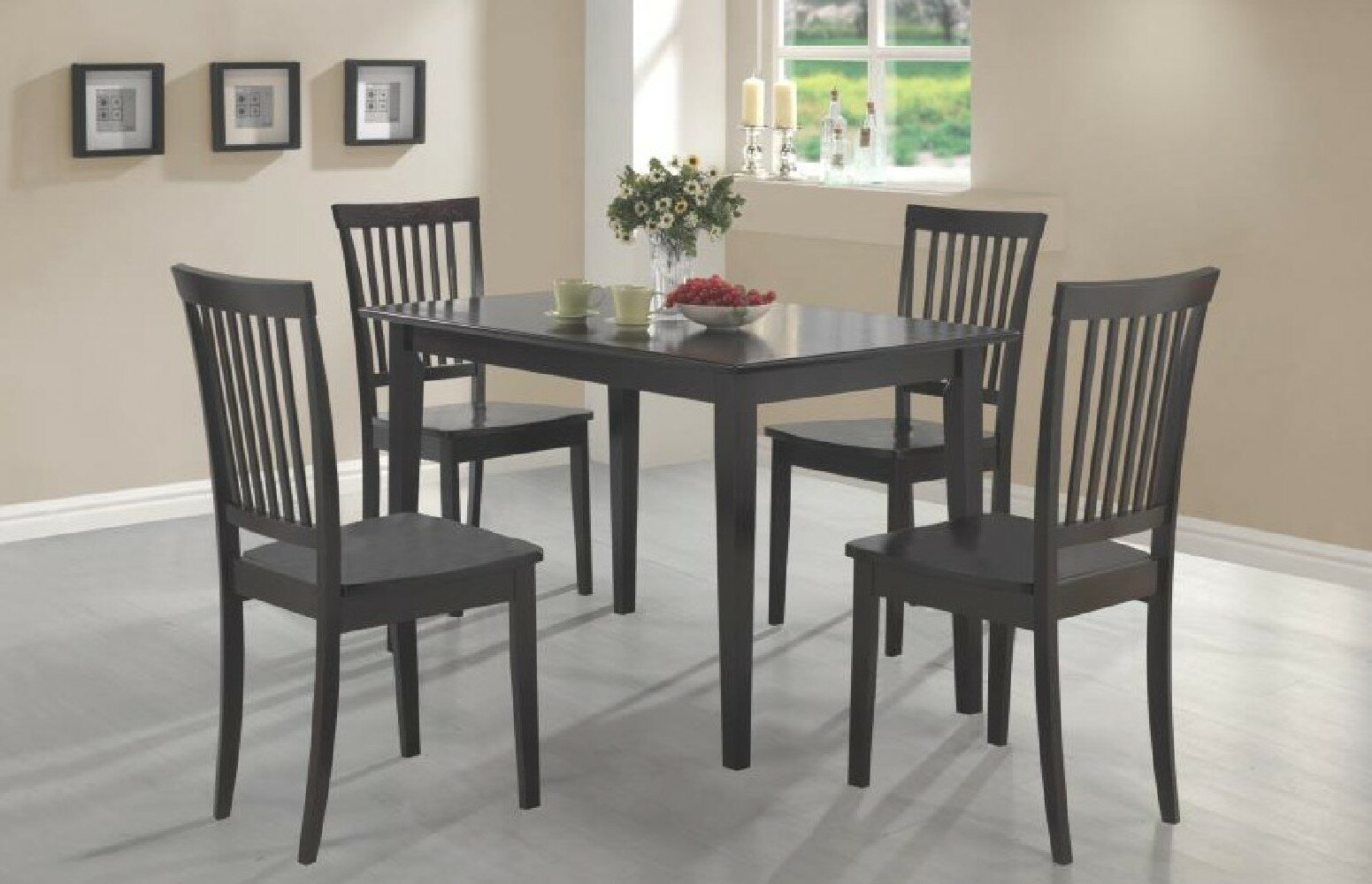 Inspiration about Wayfair Within Most Recently Released Pattonsburg 5 Piece Dining Sets (#14 of 20)