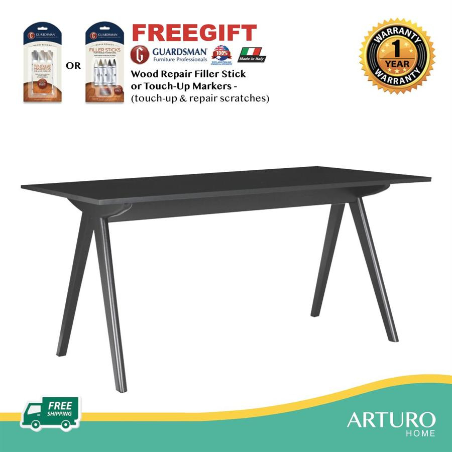 Well Known Arturo – Aden Dining Table/ Solid Wood Table/ ( (#19 of 20)
