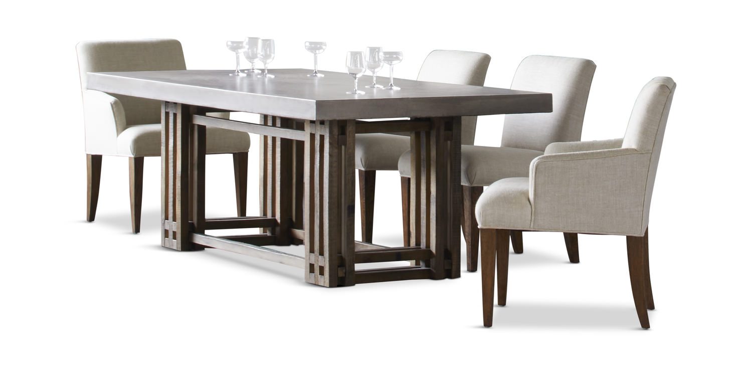 Well Liked Bryson 5 Piece Dining Setresource Decor (View 4 of 20)