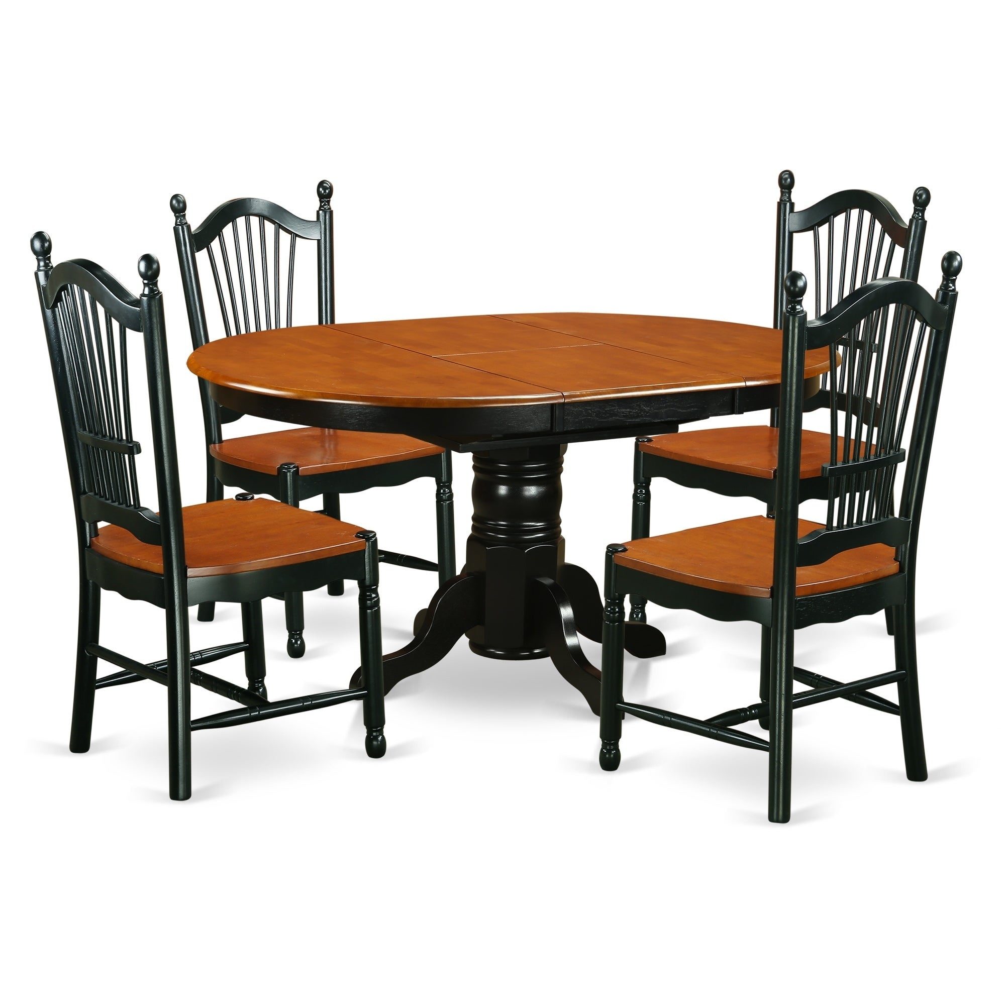 Well Liked Goodman 5 Piece Solid Wood Dining Sets (Set Of 5) Pertaining To Buy 5 Piece Sets, Wood Kitchen & Dining Room Sets Online At (View 20 of 20)