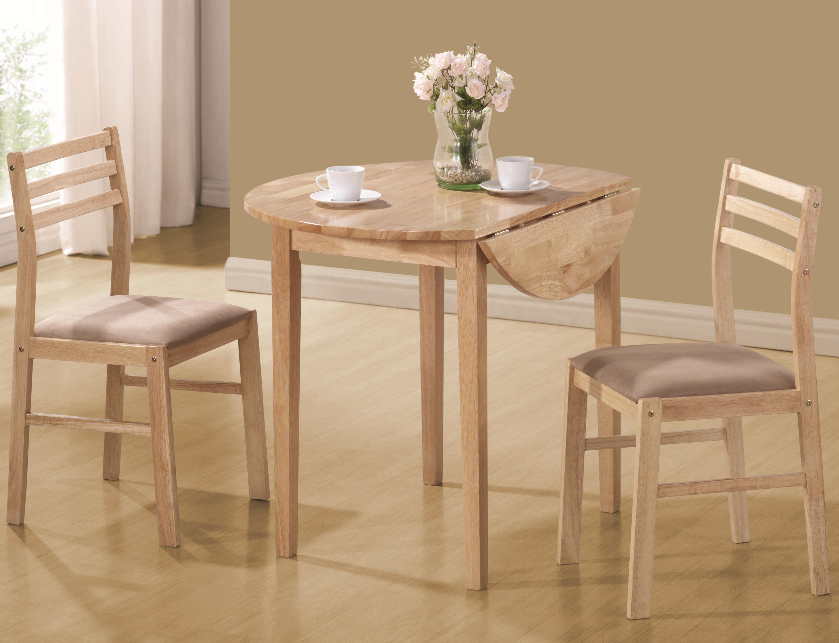 Inspiration about Well Liked Regular Height Casual Dining – Breakfast Nook Table And Chair Set Co With 3 Piece Breakfast Nook Dinning Set (#10 of 20)