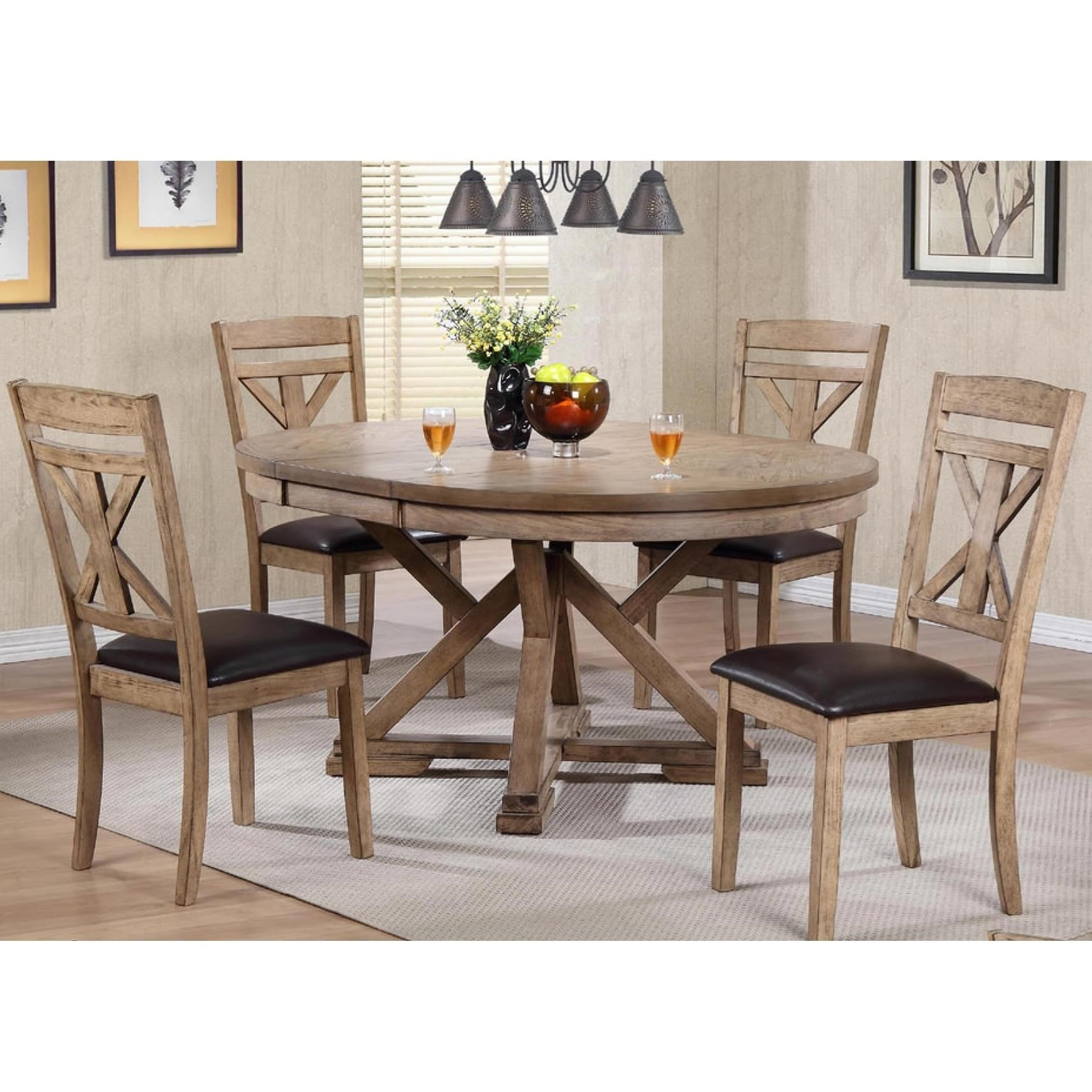 Inspiration about Widely Used 5 Piece Dining Sets For Winners Only Grandview 5 Piece Dining Set (#18 of 20)