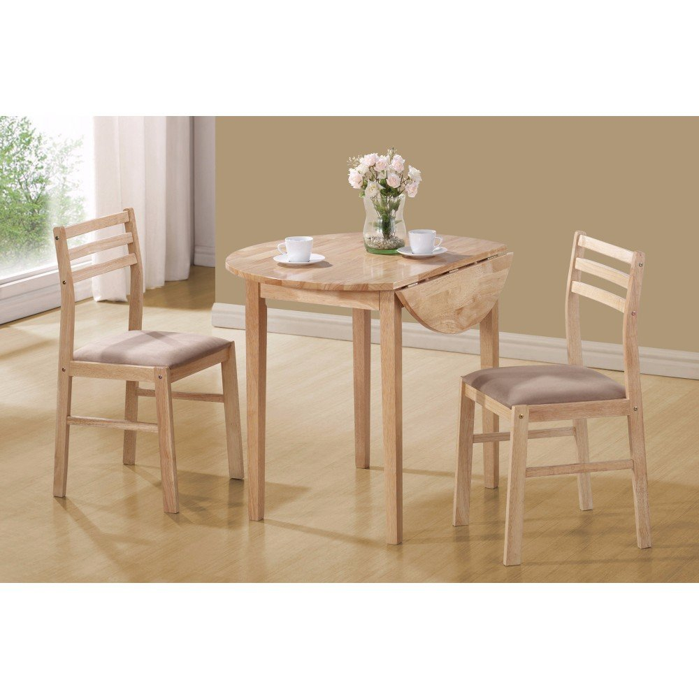 Winston Porter Karns Sophisticated 3 Piece Extendable Breakfast Nook In Trendy Valladares 3 Piece Pub Table Sets (View 7 of 20)