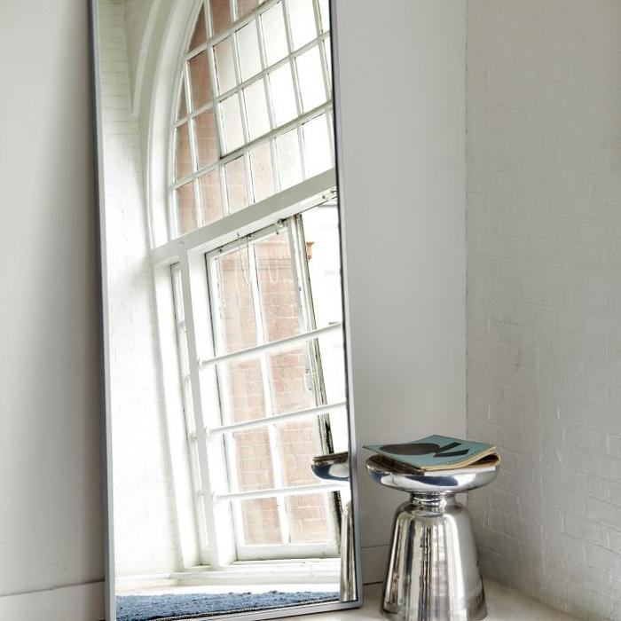 10 Easy Pieces: Leaning Floor Mirrors – Remodelista Pertaining To Leaning Mirrors (#1 of 20)