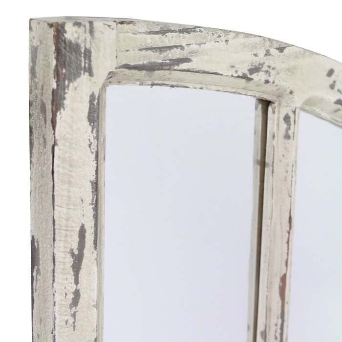 Inspiration about 2 Piece Kissena Window Pane Accent Mirror Set Throughout 2 Piece Kissena Window Pane Accent Mirror Sets (#5 of 20)