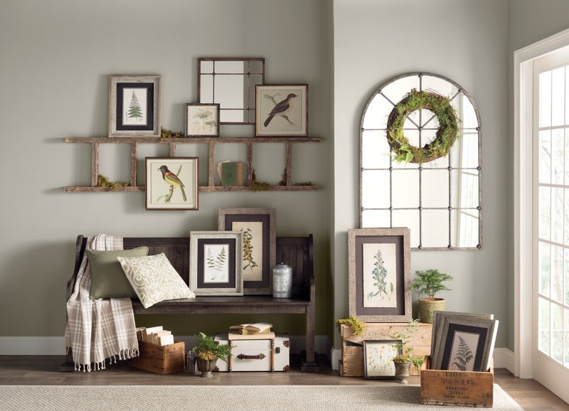 Inspiration about 2 Piece Priscilla Square Traditional Beveled Distressed Accent Mirror Set Inside 2 Piece Priscilla Square Traditional Beveled Distressed Accent Mirror Sets (#3 of 20)