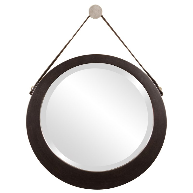 """20"""" Accent Round Mirror With Regard To Charters Towers Accent Mirrors (View 1 of 20)"""