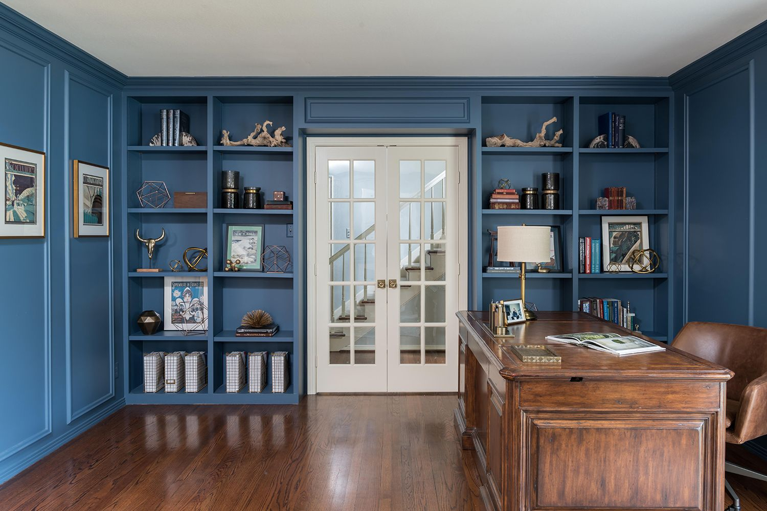 Inspiration about 25 Stylish Built In Bookshelves – Floor To Ceiling Shelving Within Most Recently Released Kara 4 Door Accent Cabinets (#16 of 20)