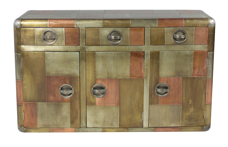3 Drawer Sideboard | Wayfair Inside Latest Drummond 3 Drawer Sideboards (View 15 of 20)