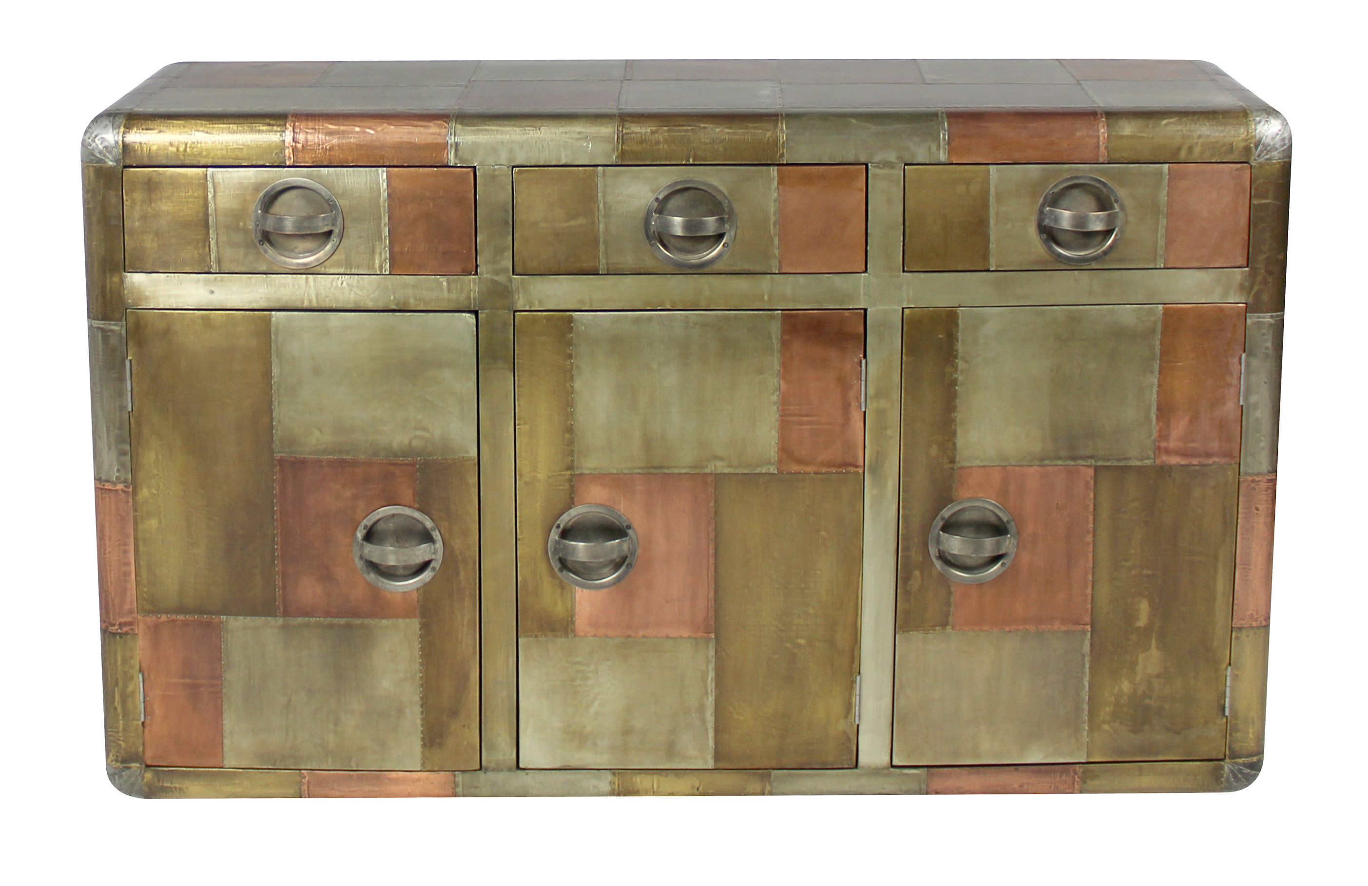 Inspiration about 3 Drawer Sideboard | Wayfair Within Latest Baleine 3 Drawer Sideboards (#11 of 20)