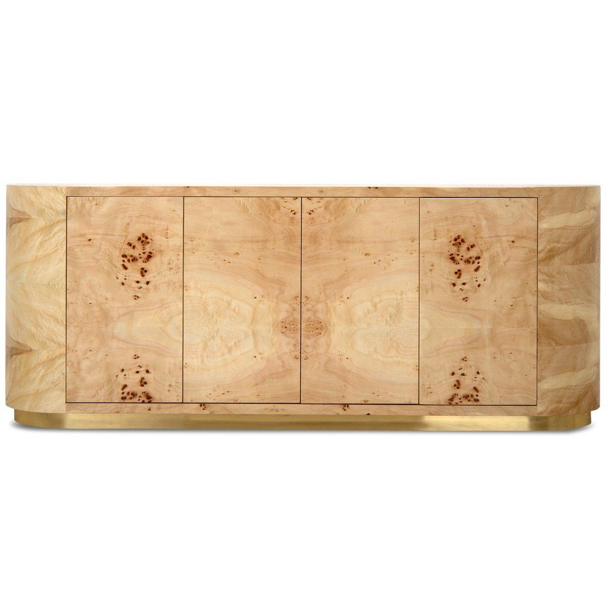 4 Door Sideboard | Wayfair With Most Up To Date Steinhatchee Reclaimed Pine 4 Door Sideboards (#3 of 20)