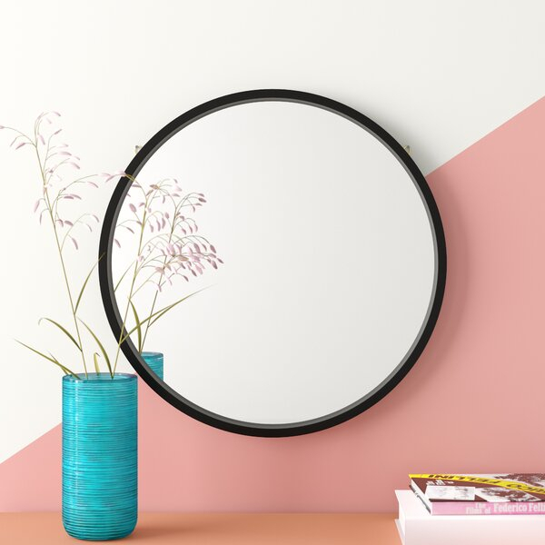 6 Foot Wall Mirror | Wayfair Inside Lidya Frameless Beveled Wall Mirrors (#2 of 20)