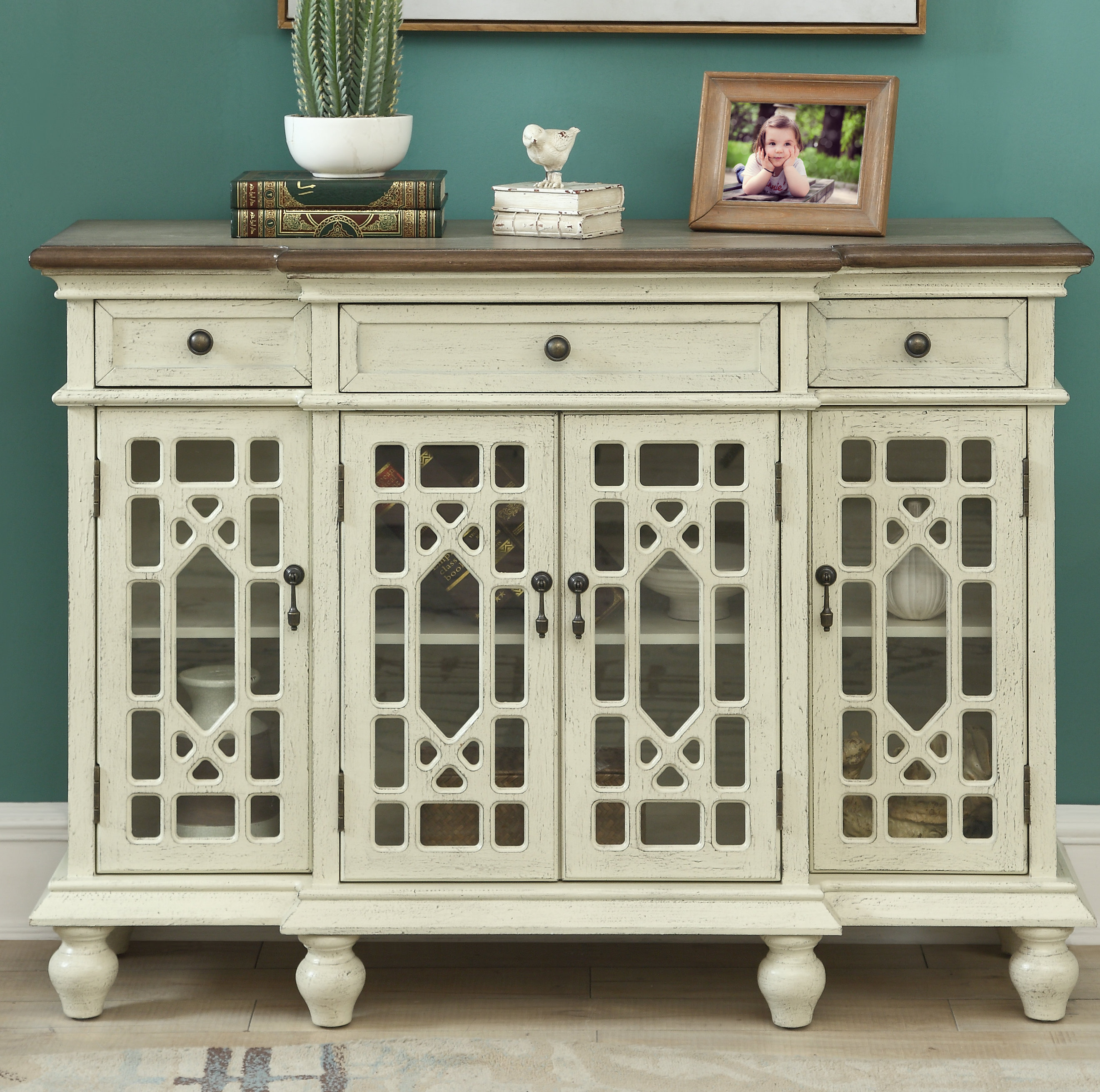 70 Inch Credenza | Wayfair With Most Popular Lainey Credenzas (#3 of 20)