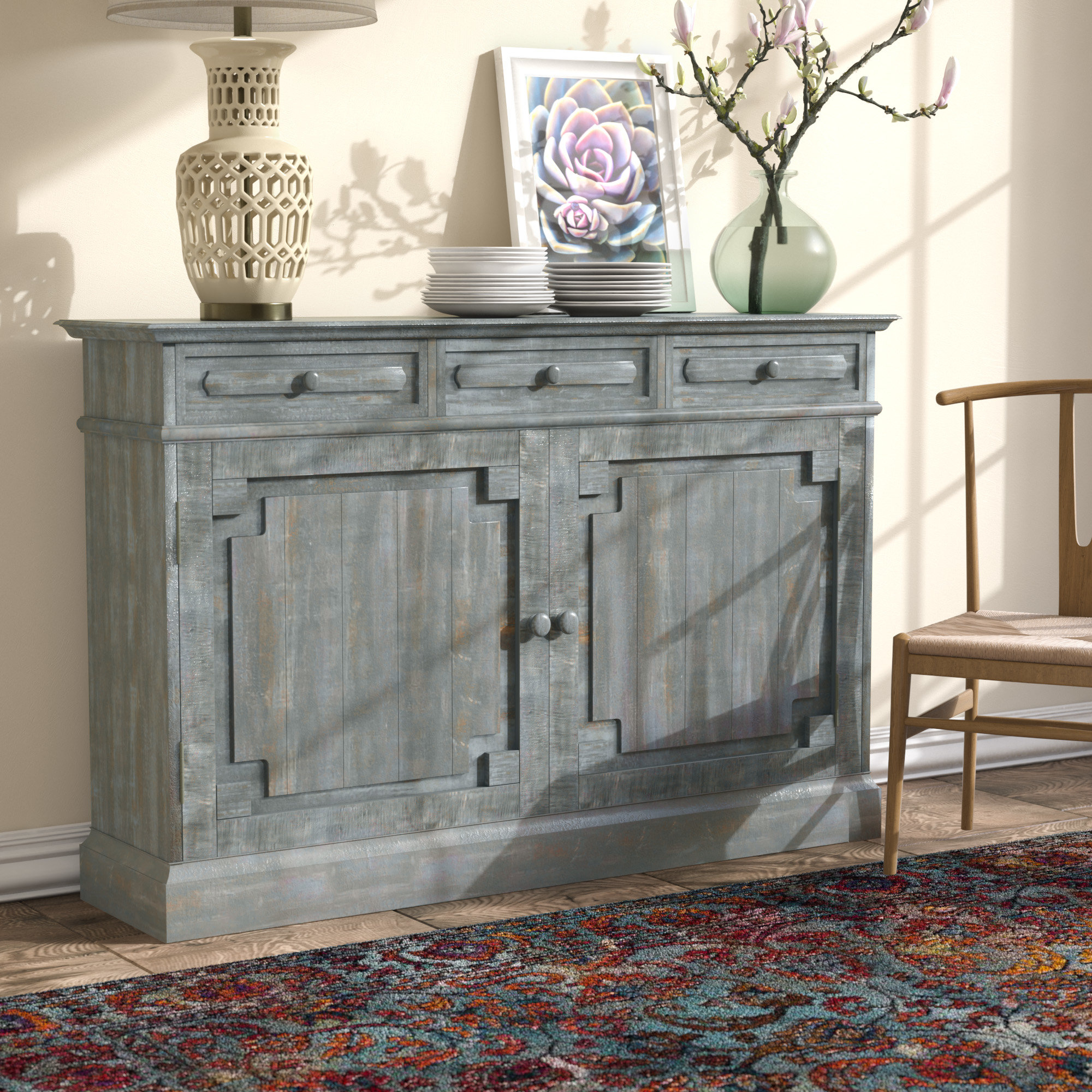 80 Inch Sideboard | Wayfair Intended For Most Popular Knoxville Sideboards (View 9 of 20)
