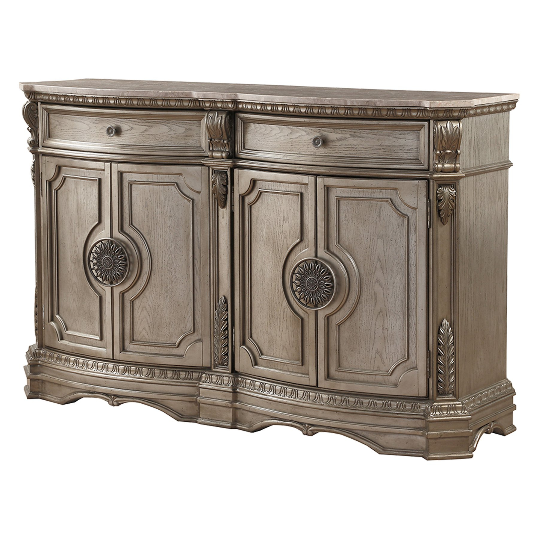 Acme Furniture Northville Server In 2019   Products   Acme Pertaining To Most Recent Dormer Sideboards (#1 of 20)