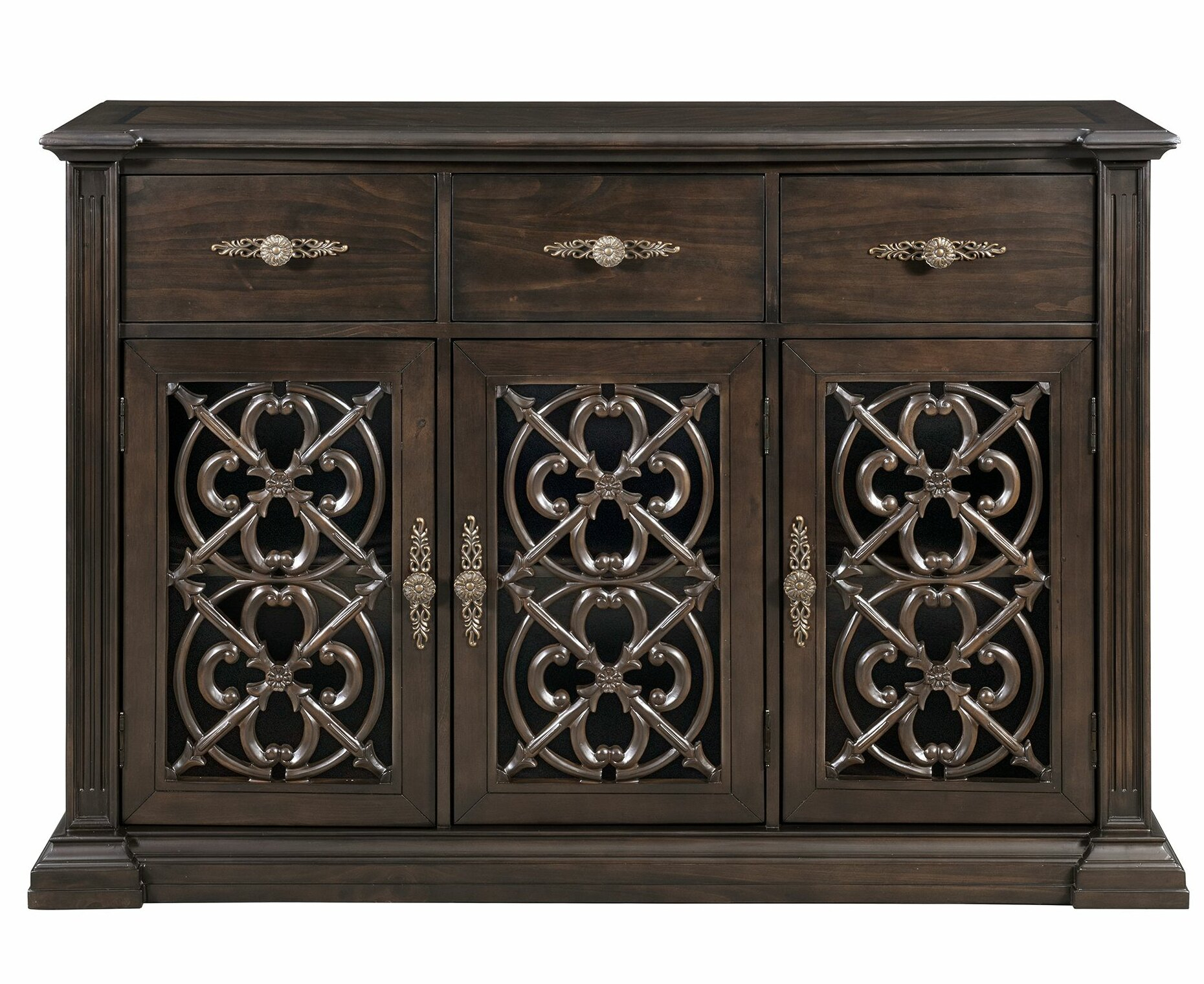 Alcorn Sideboard For Recent Alegre Sideboards (#2 of 20)