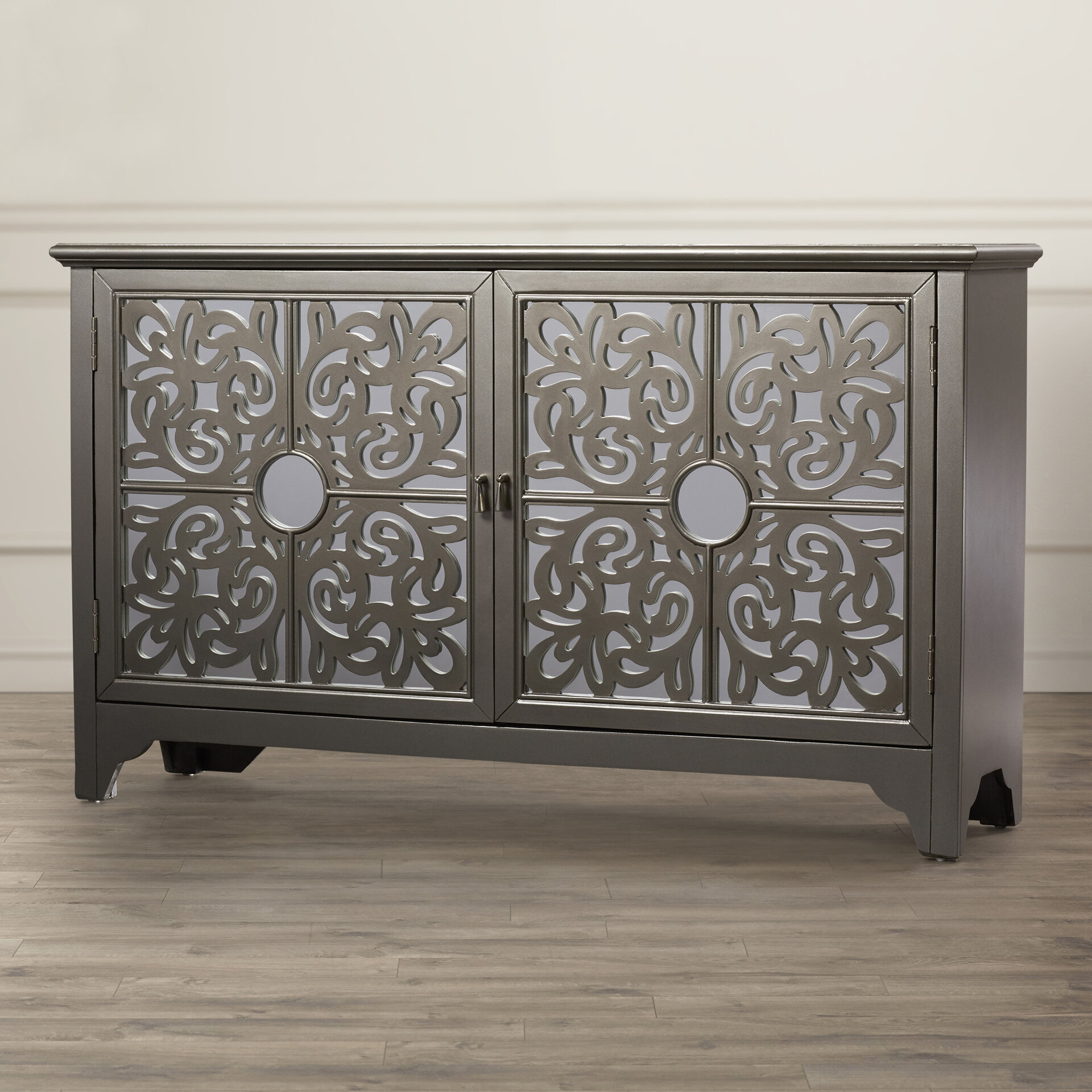 Alkmene Sideboard With Most Current Kendall Sideboards (#3 of 20)