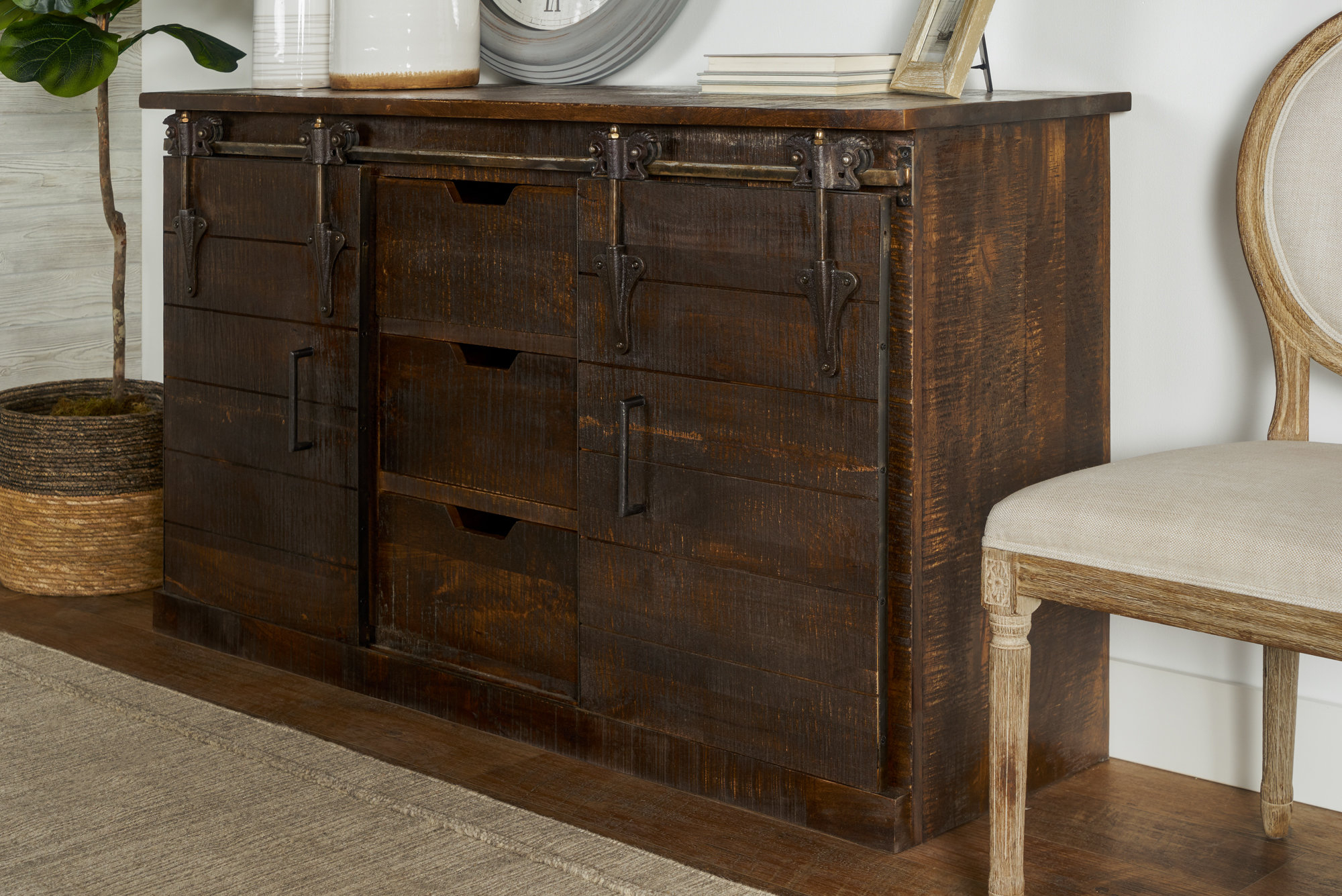 American Heritage Sideboard | Wayfair Pertaining To Most Up To Date Perez Sideboards (#2 of 20)