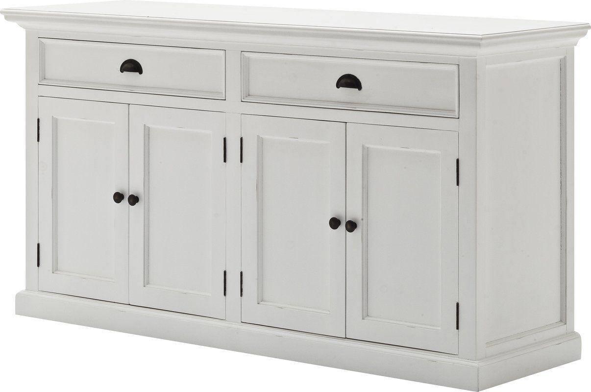 Amityville Wood Sideboard In 2019 | Storage | Sideboard Throughout 2017 Amityville Sideboards (View 5 of 20)