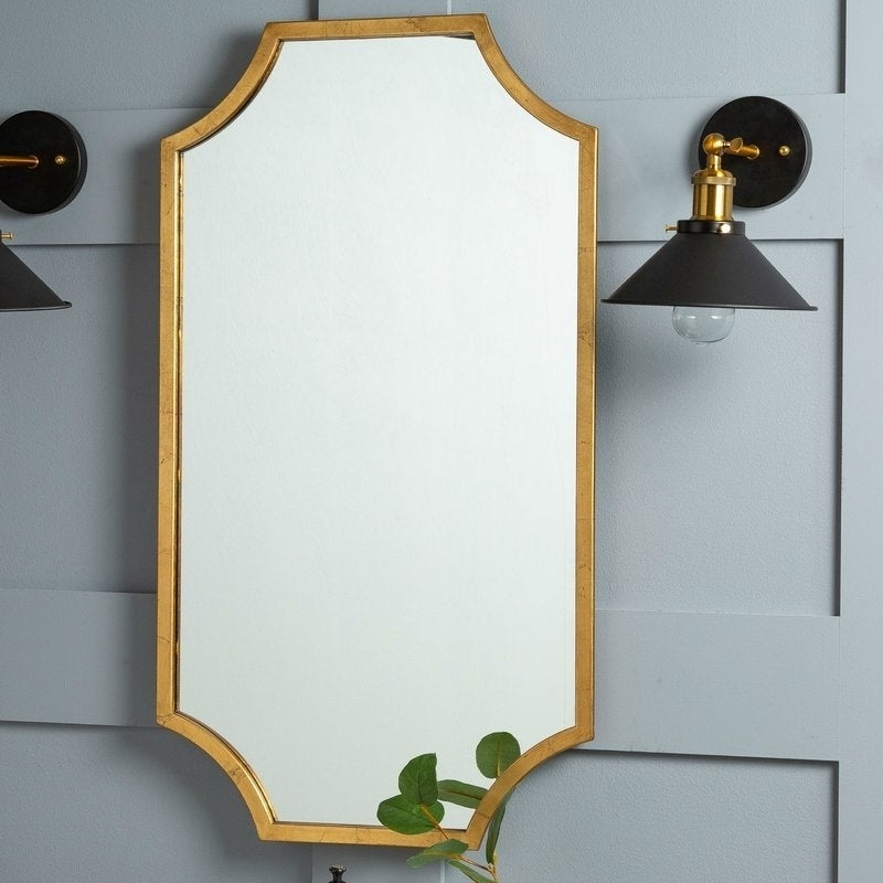 Arch Crowned Top, Wall Mirror | Shop Online At Overstock Regarding Ekaterina Arch/crowned Top Wall Mirrors (#7 of 20)