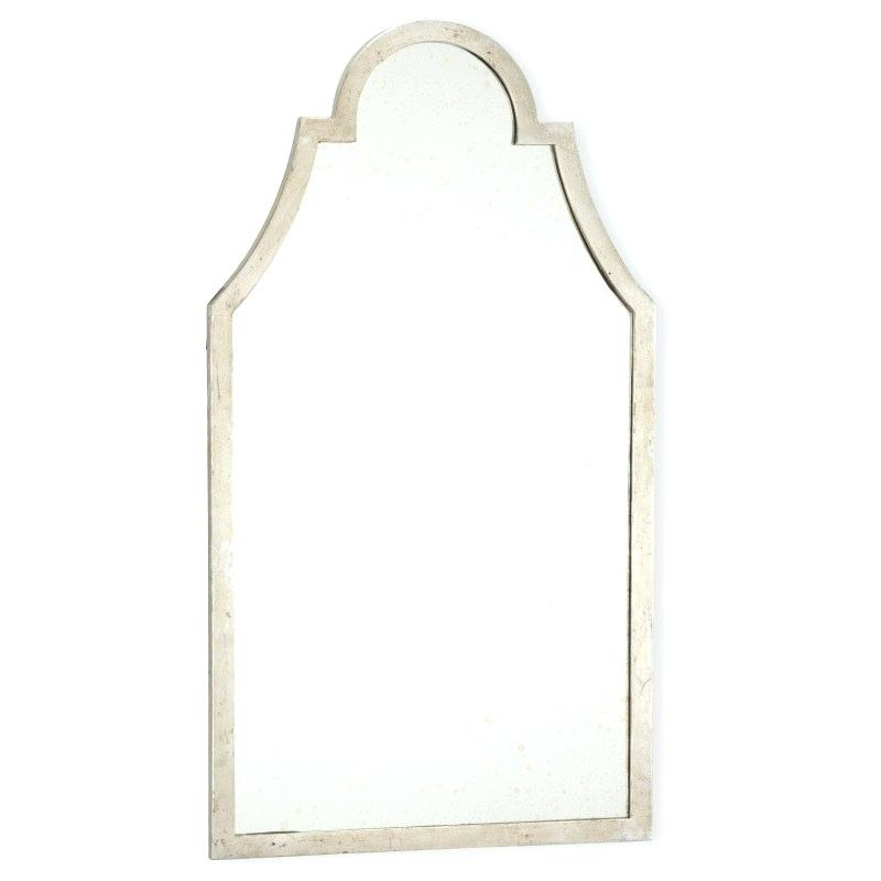Arch Top Mirror – Unihez Intended For Ekaterina Arch/crowned Top Wall Mirrors (#6 of 20)